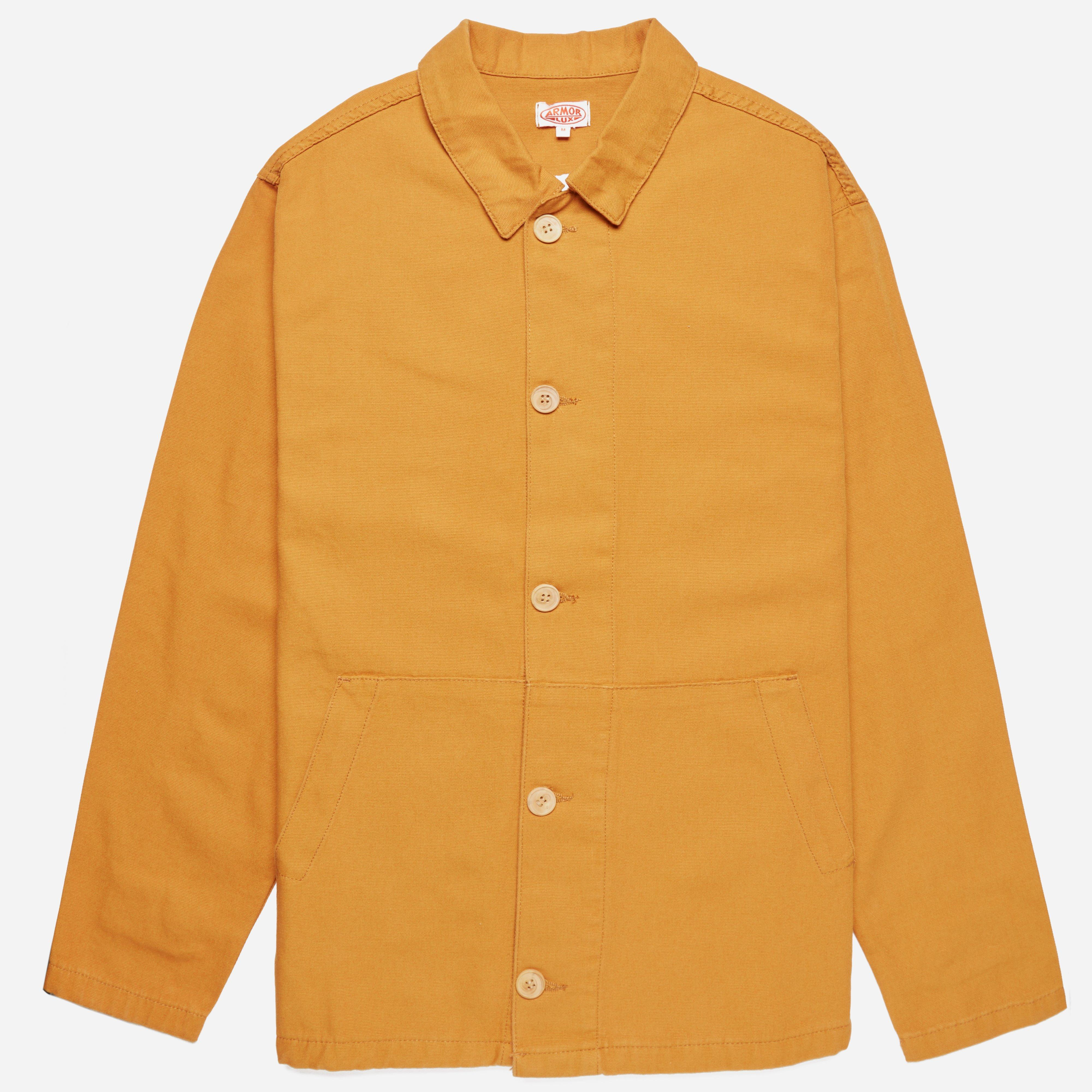 Armor Lux 72832 Buttoned Fisherman Jacket