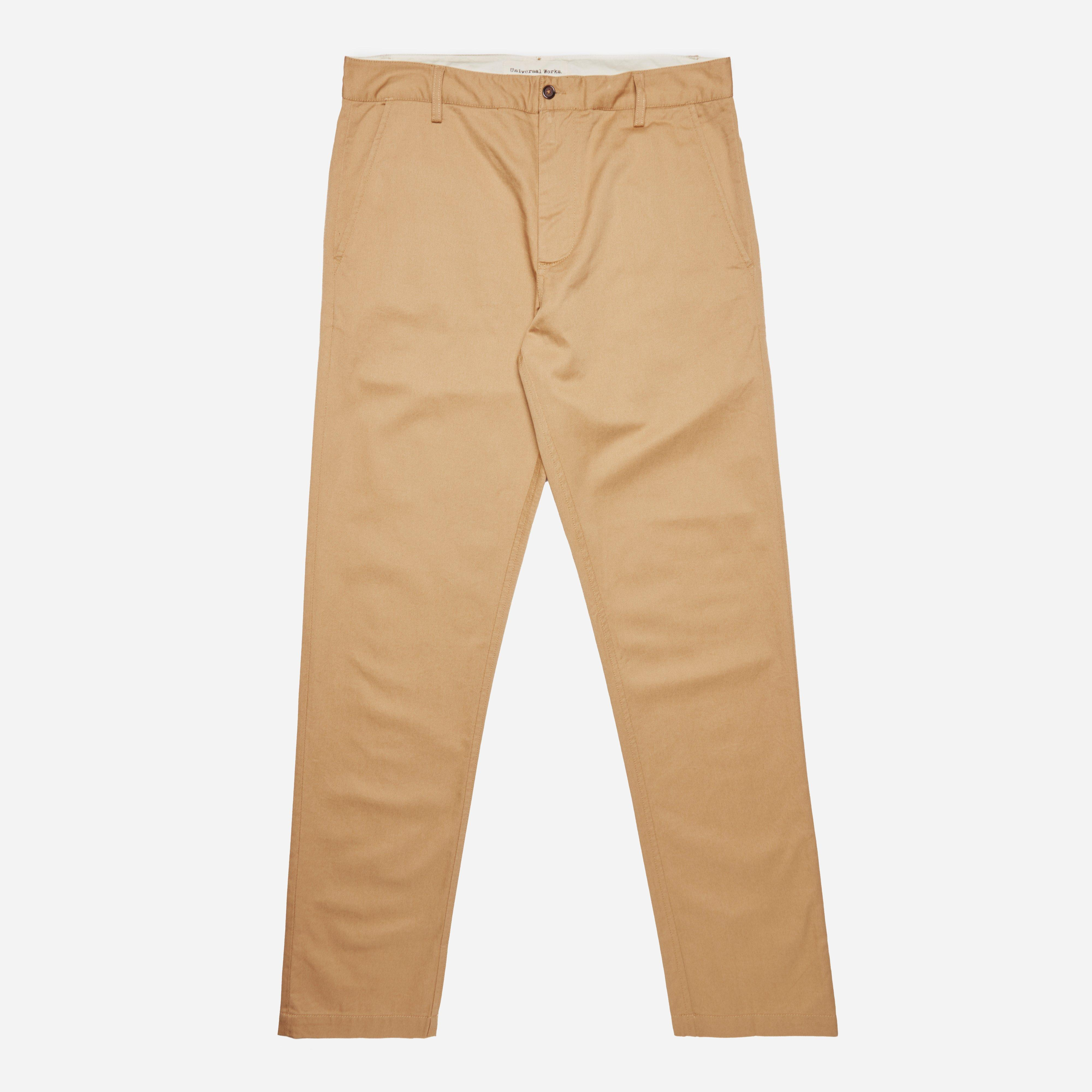Universal Works Twill Aston Pant
