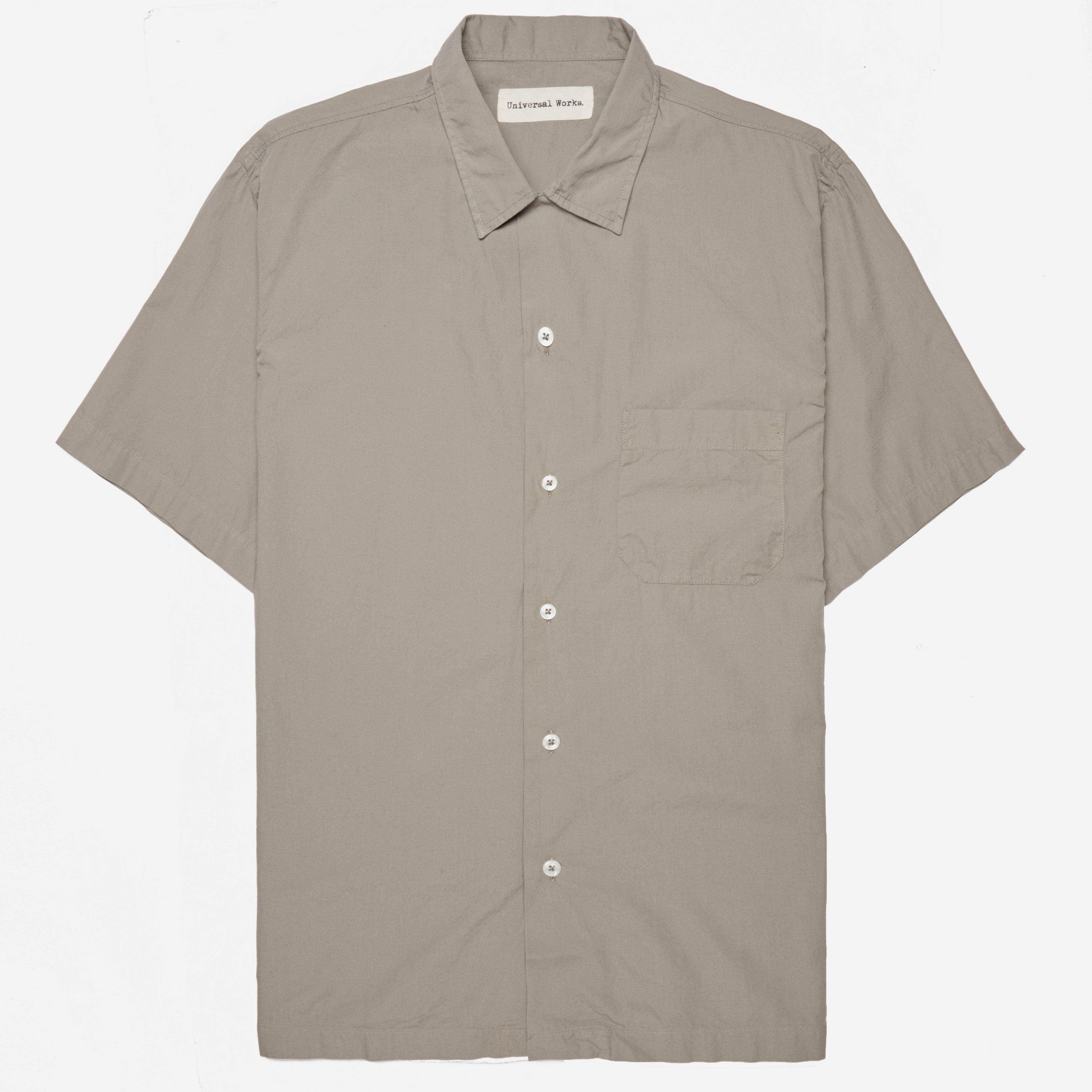 Universal Works Poplin Road Shirt