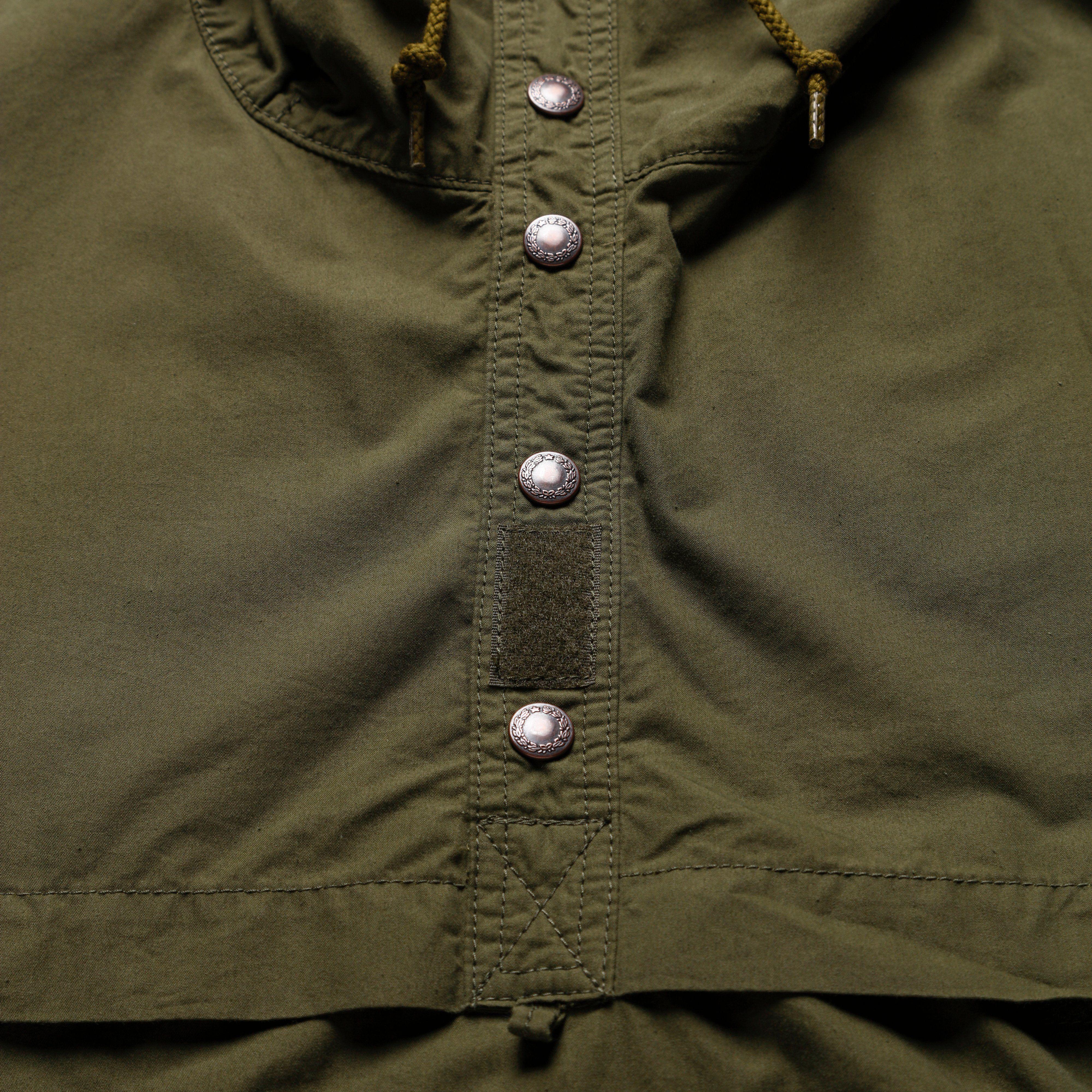 Manastash OD Lumber Jacket