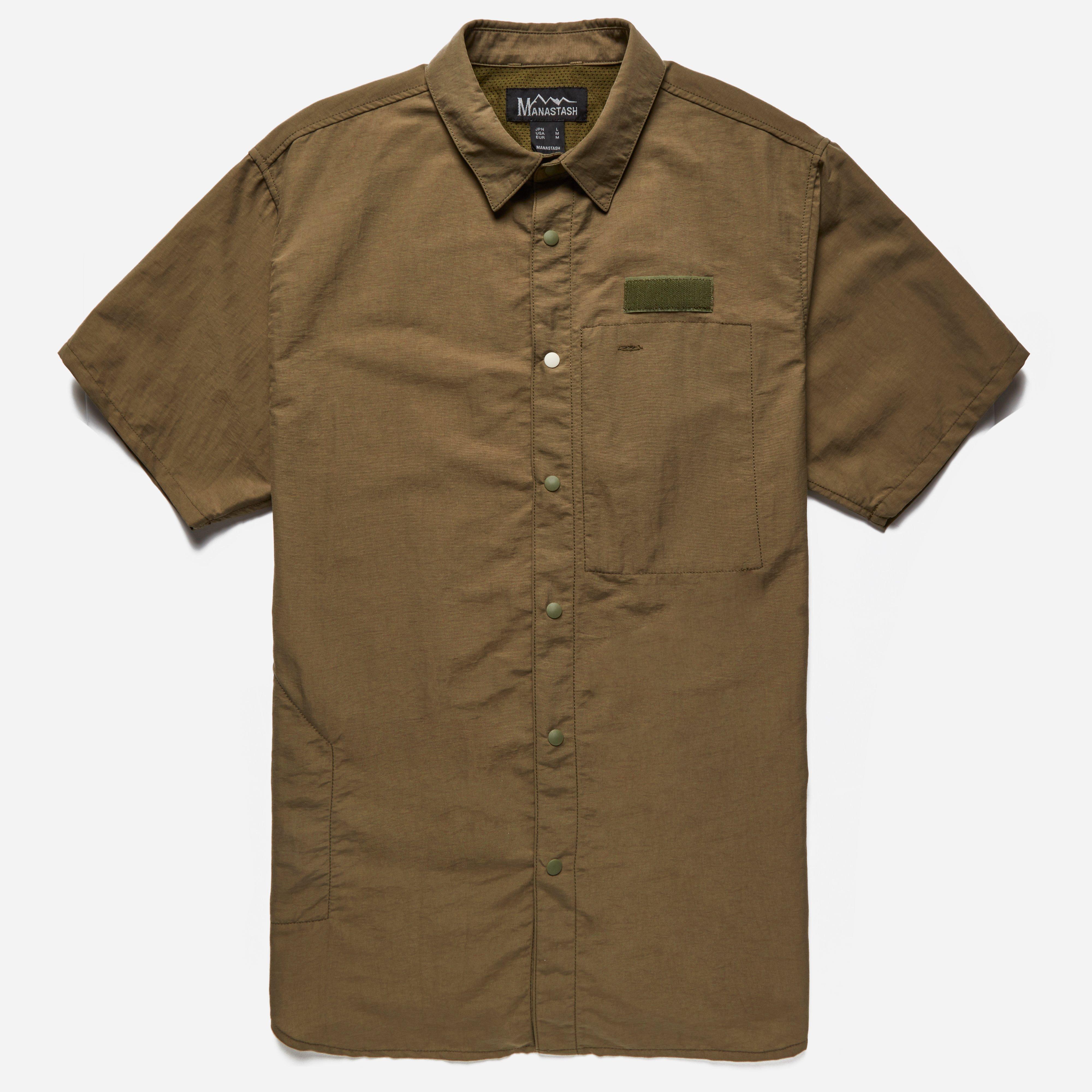 Manastash River Shirt II