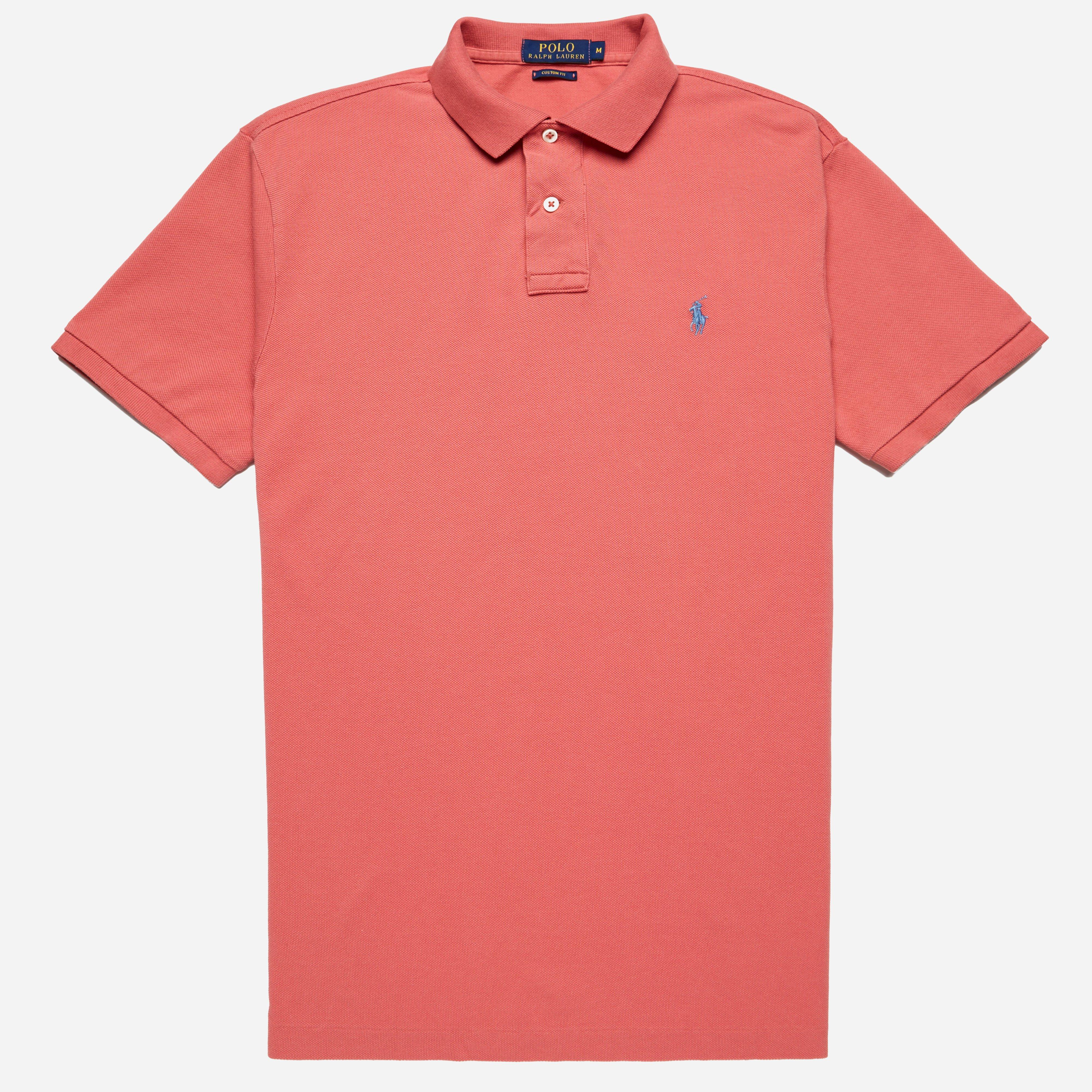 Polo Ralph Lauren Custom Fit Knitted Polo