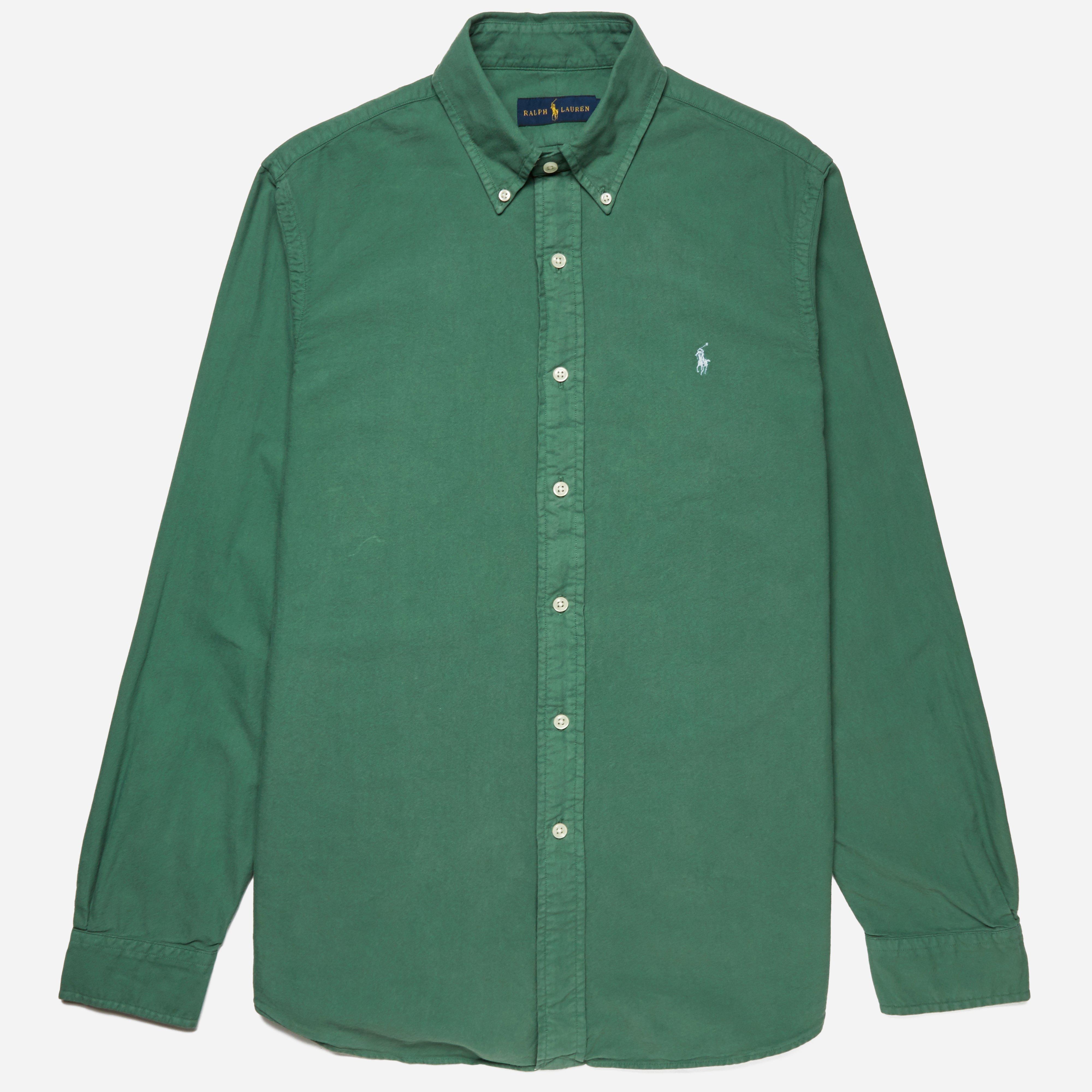 Polo Ralph Lauren Overdyed BD Shirt