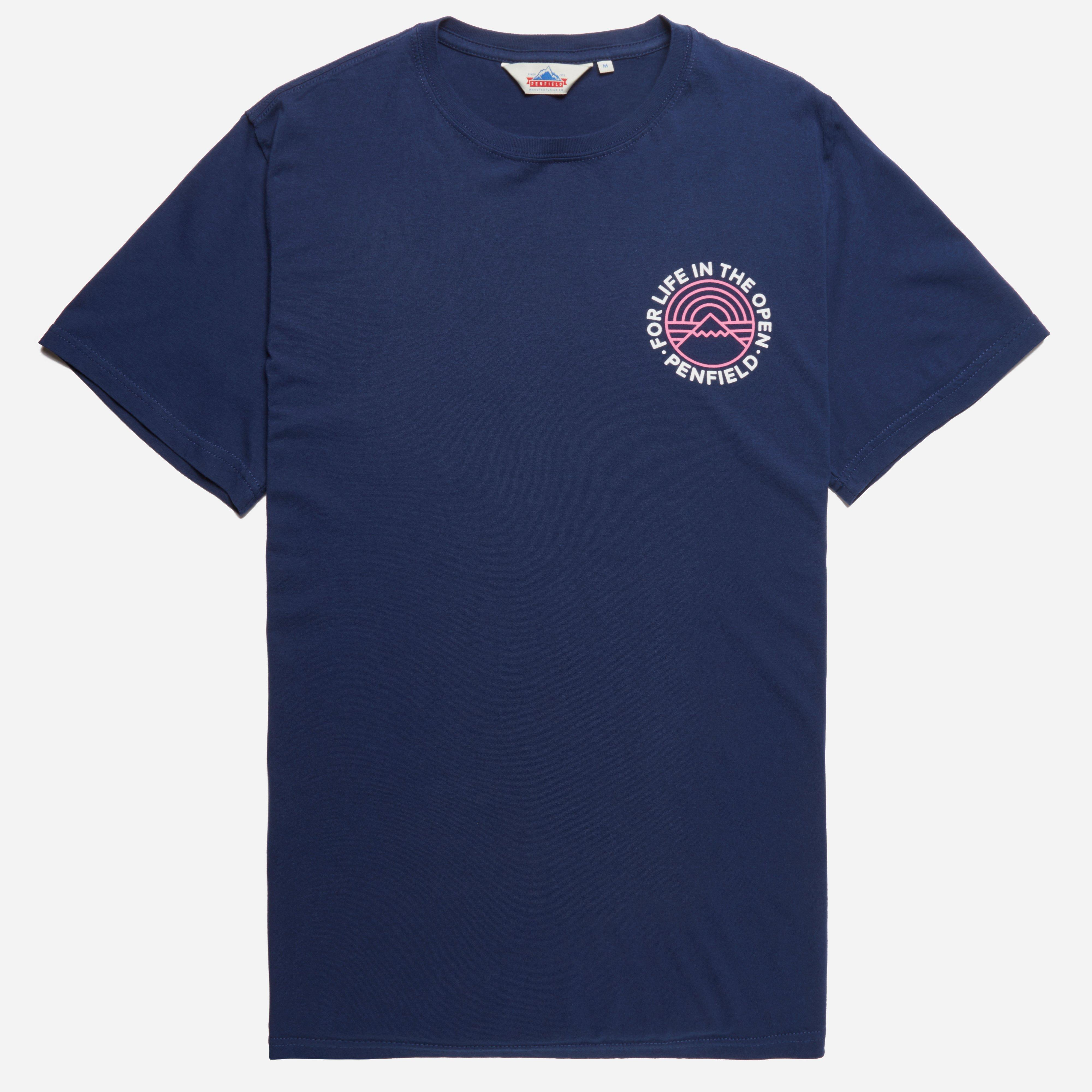Penfield Emblem T-shirt