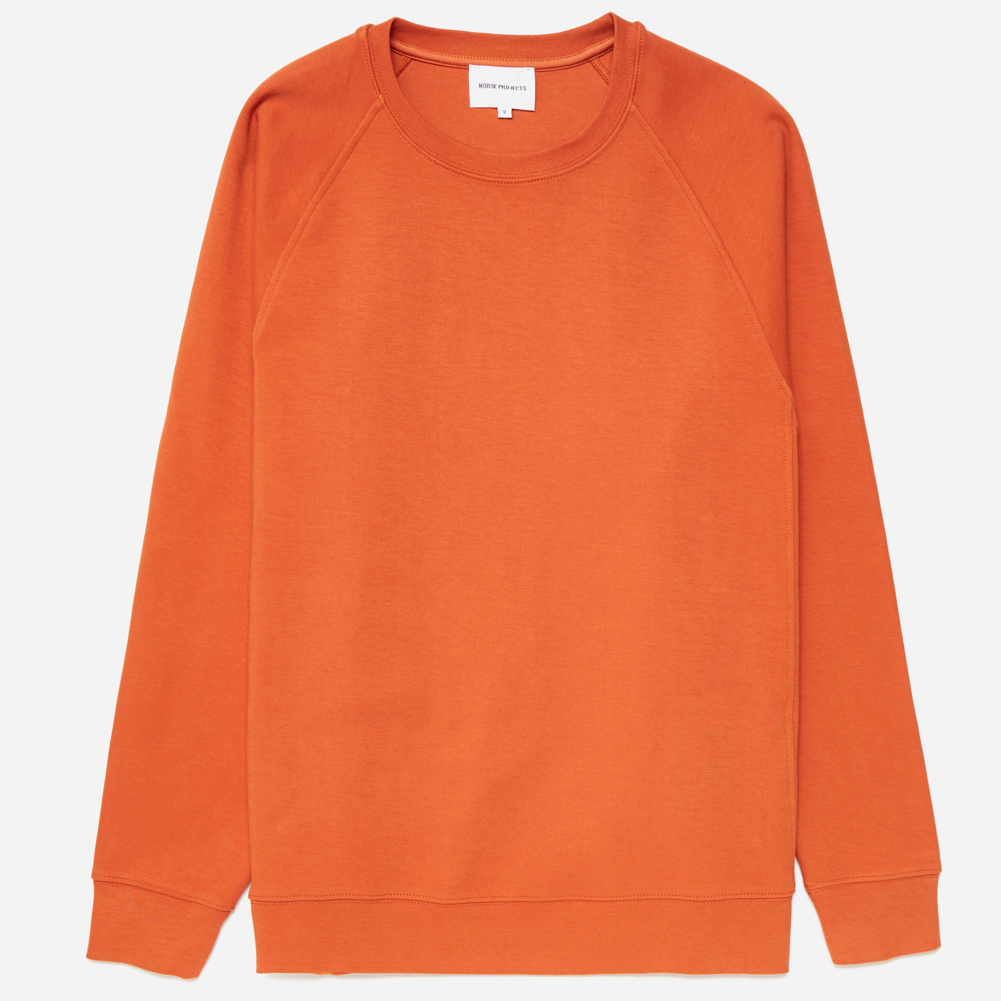 Norse Projects Vorm Summer Interlock Sweatshirt