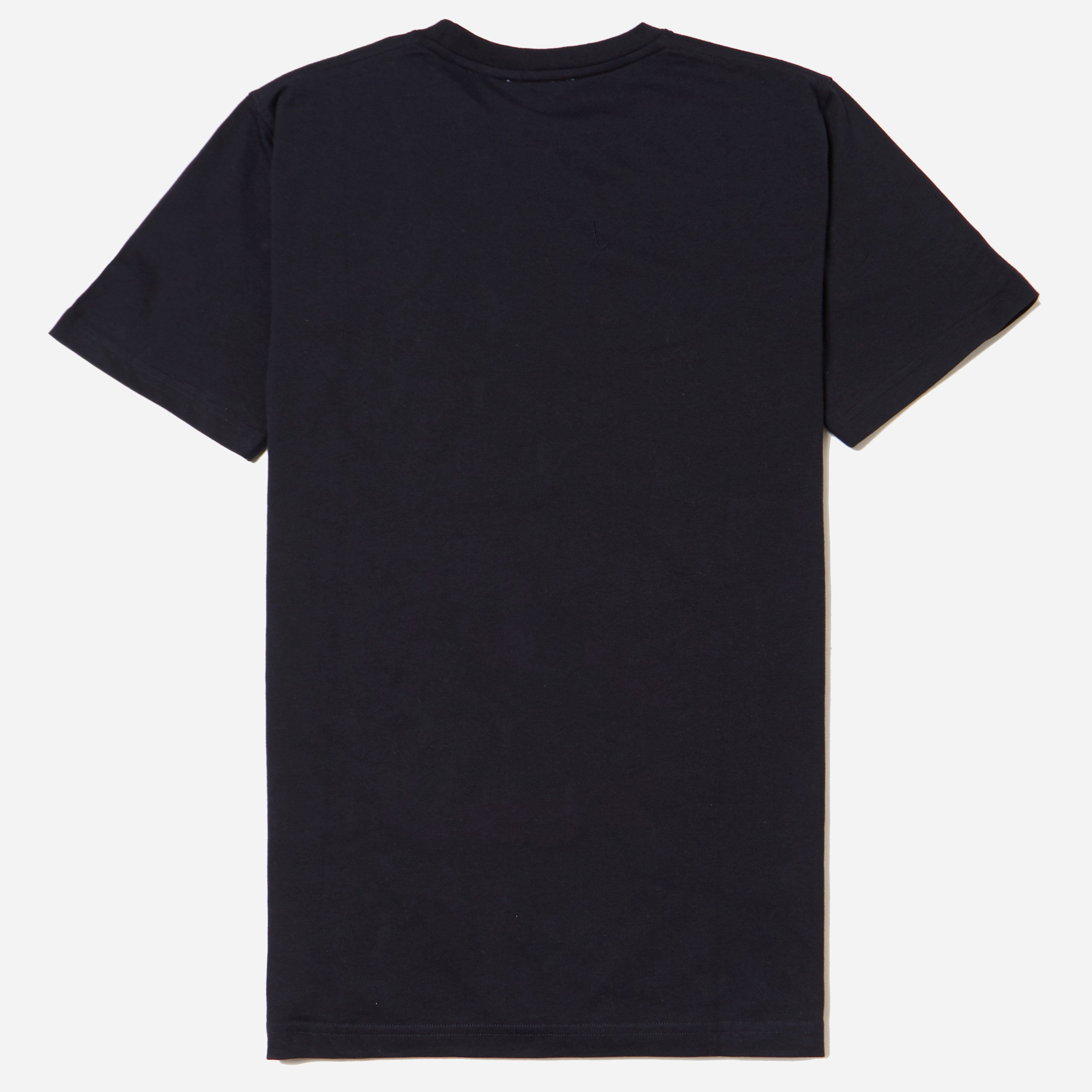 Norse Projects Niels Standard Logo Patch T-shirt