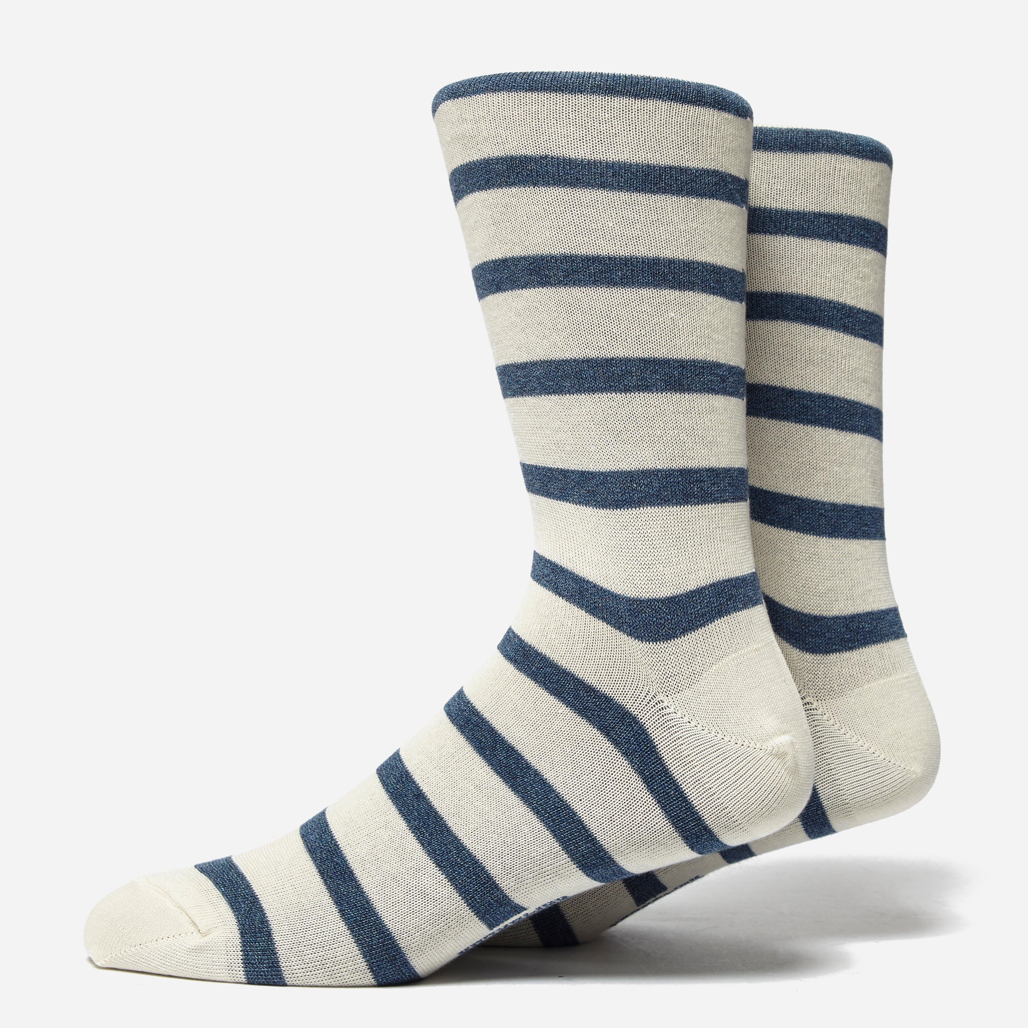 Armor Lux 2270 Striped Socks