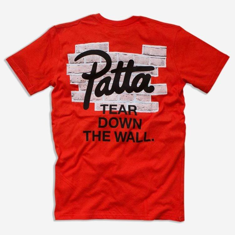 Patta Tear Down T-shirt
