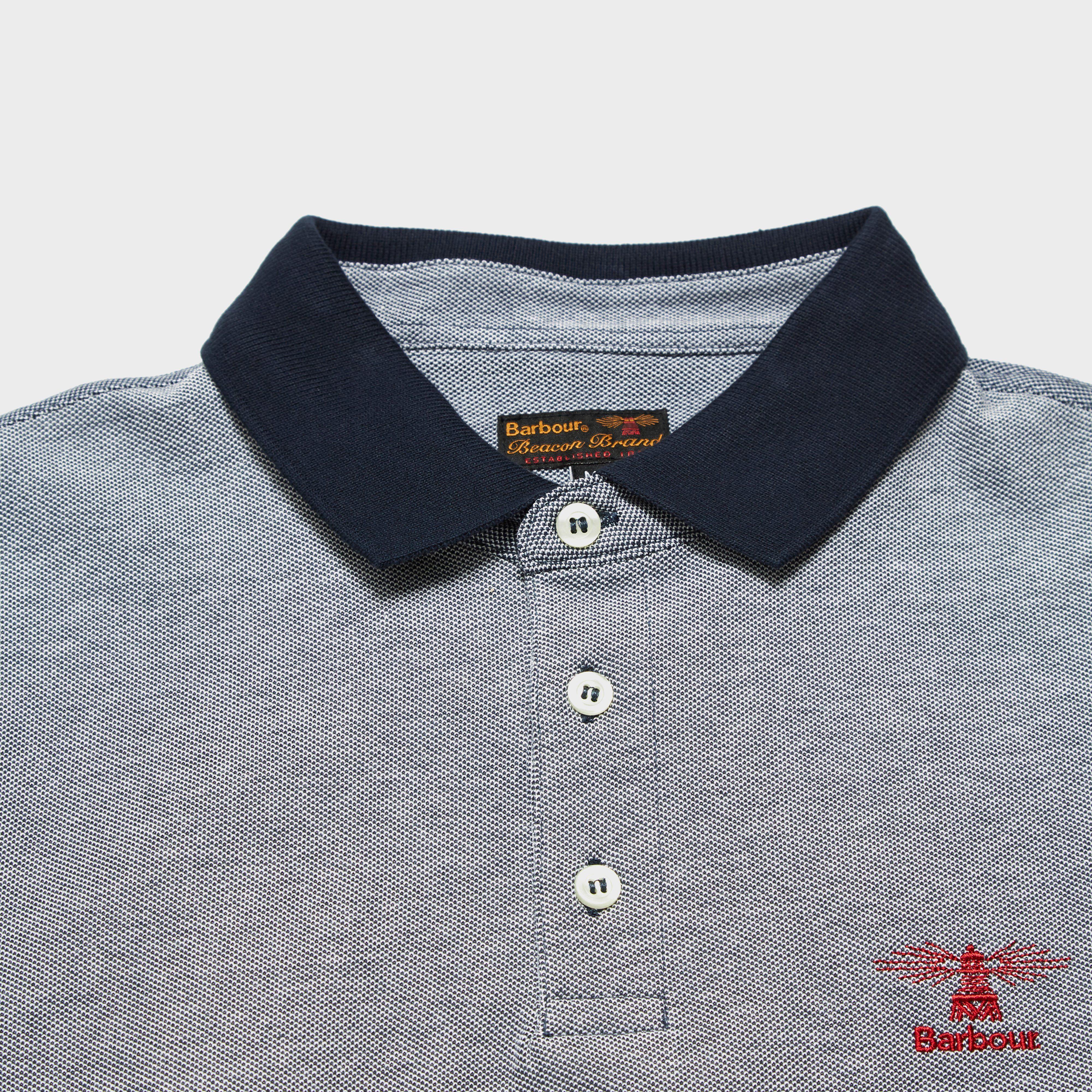 Barbour Peak Mix Polo Shirt