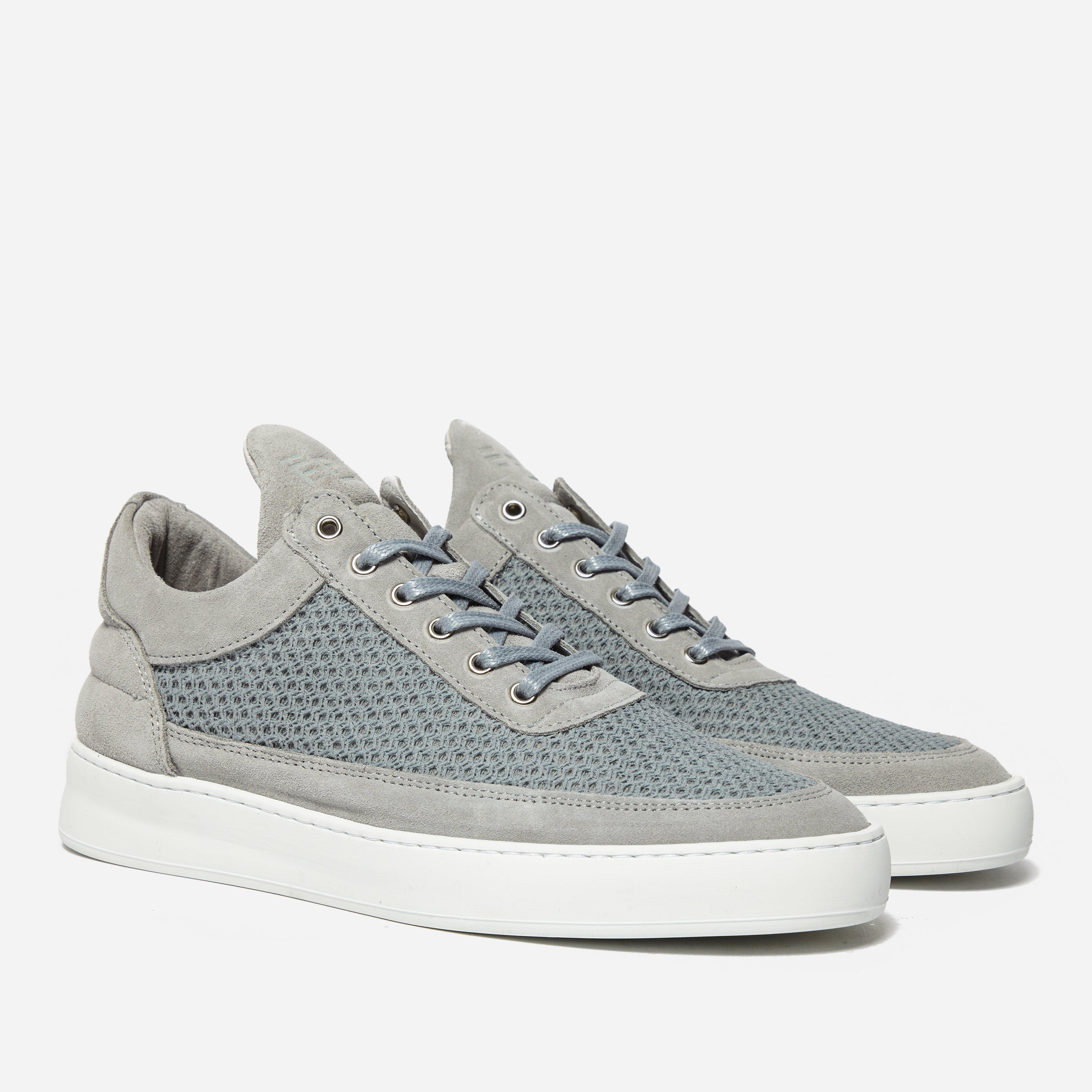 Filling Pieces Low Top Fundament Mesh