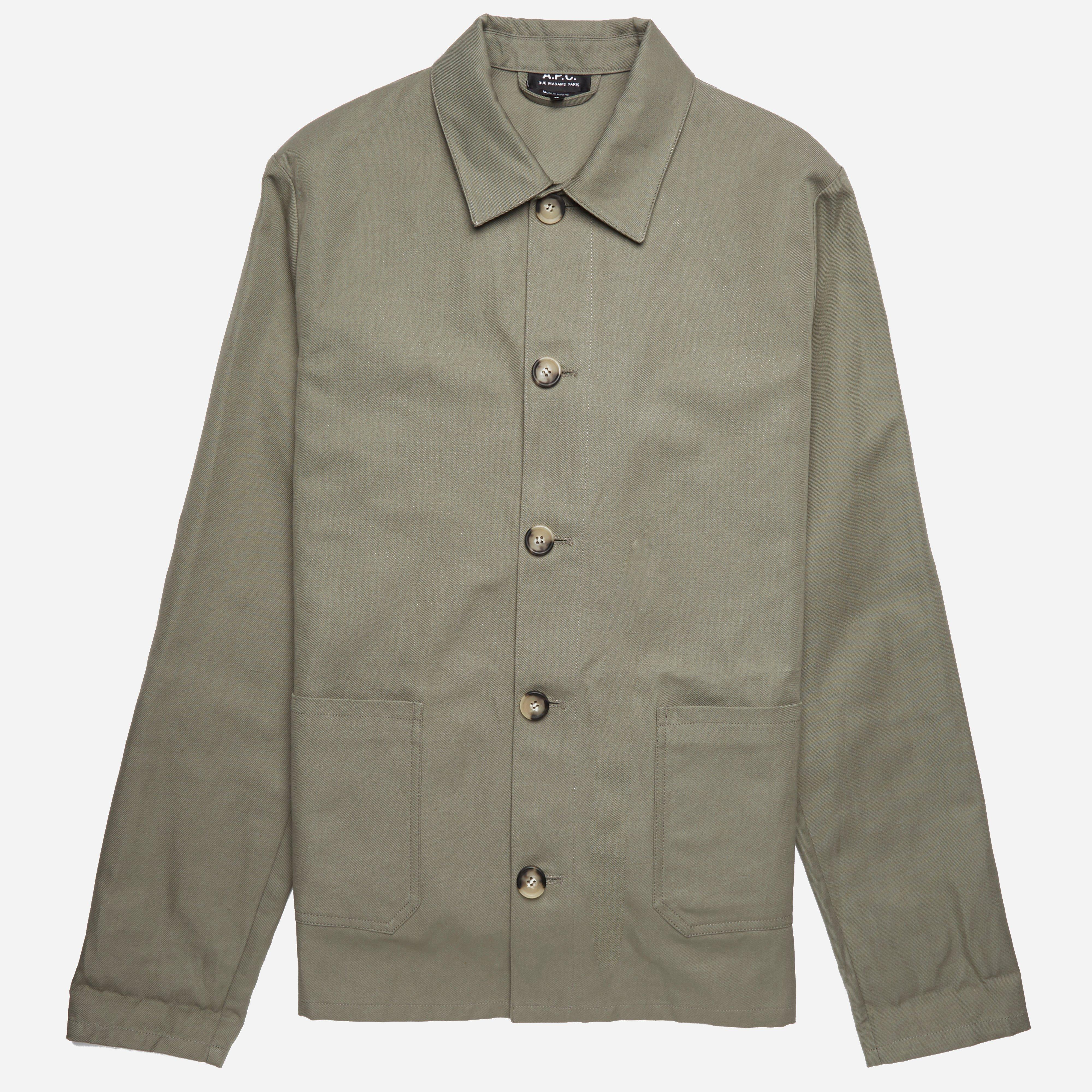 A.P.C Kerlouan Jacket
