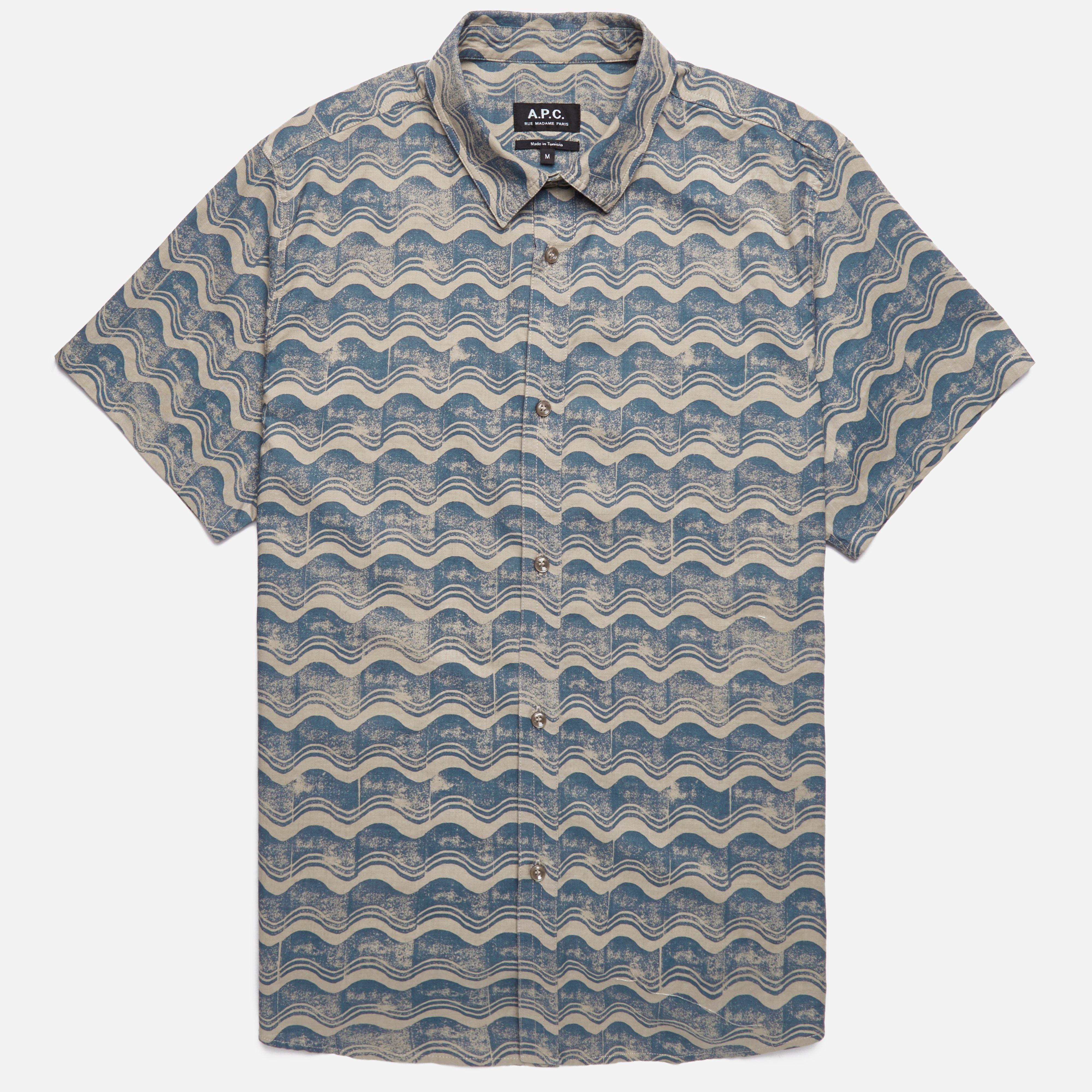 A.P.C Chemise Austin Shirt