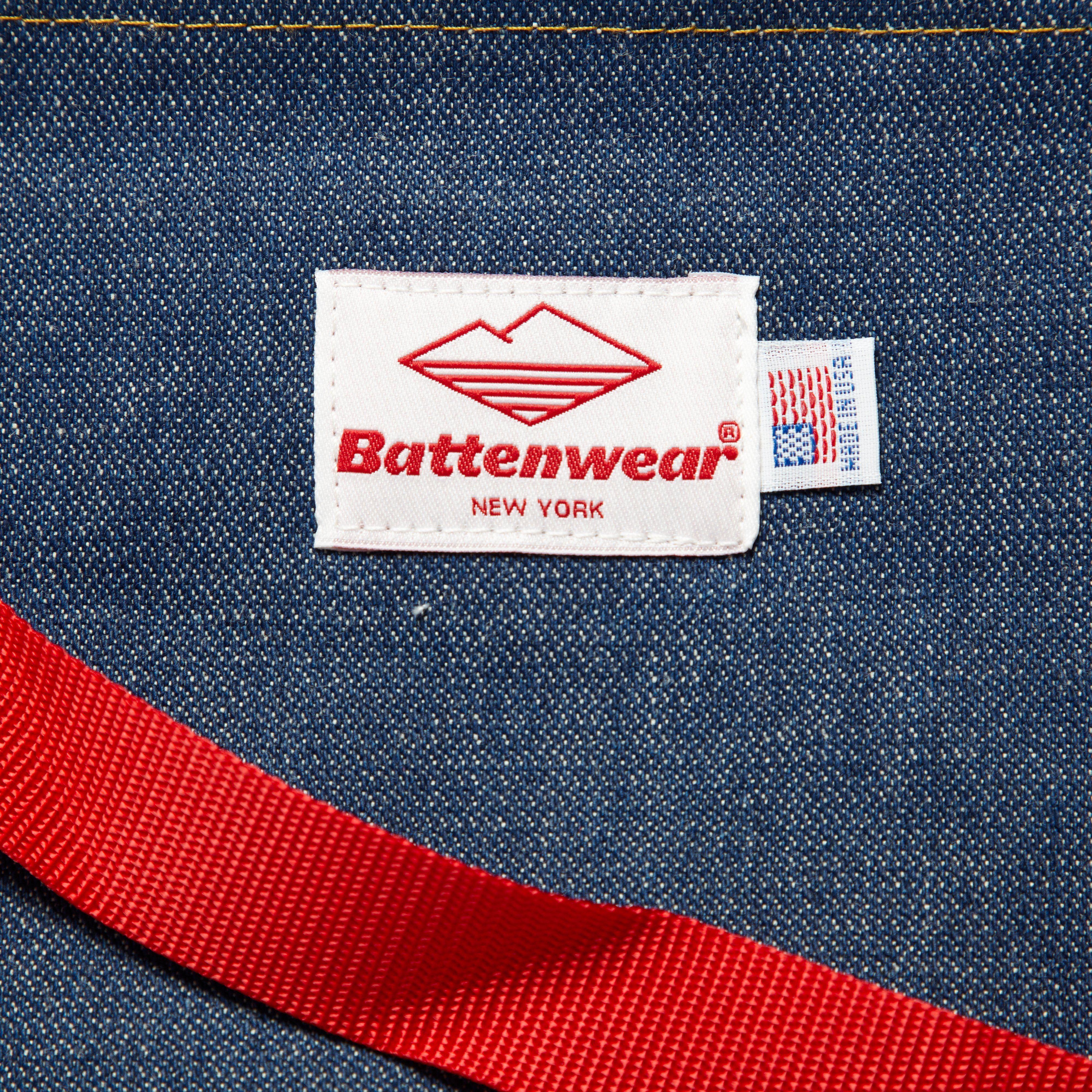 Battenwear Denim Tote