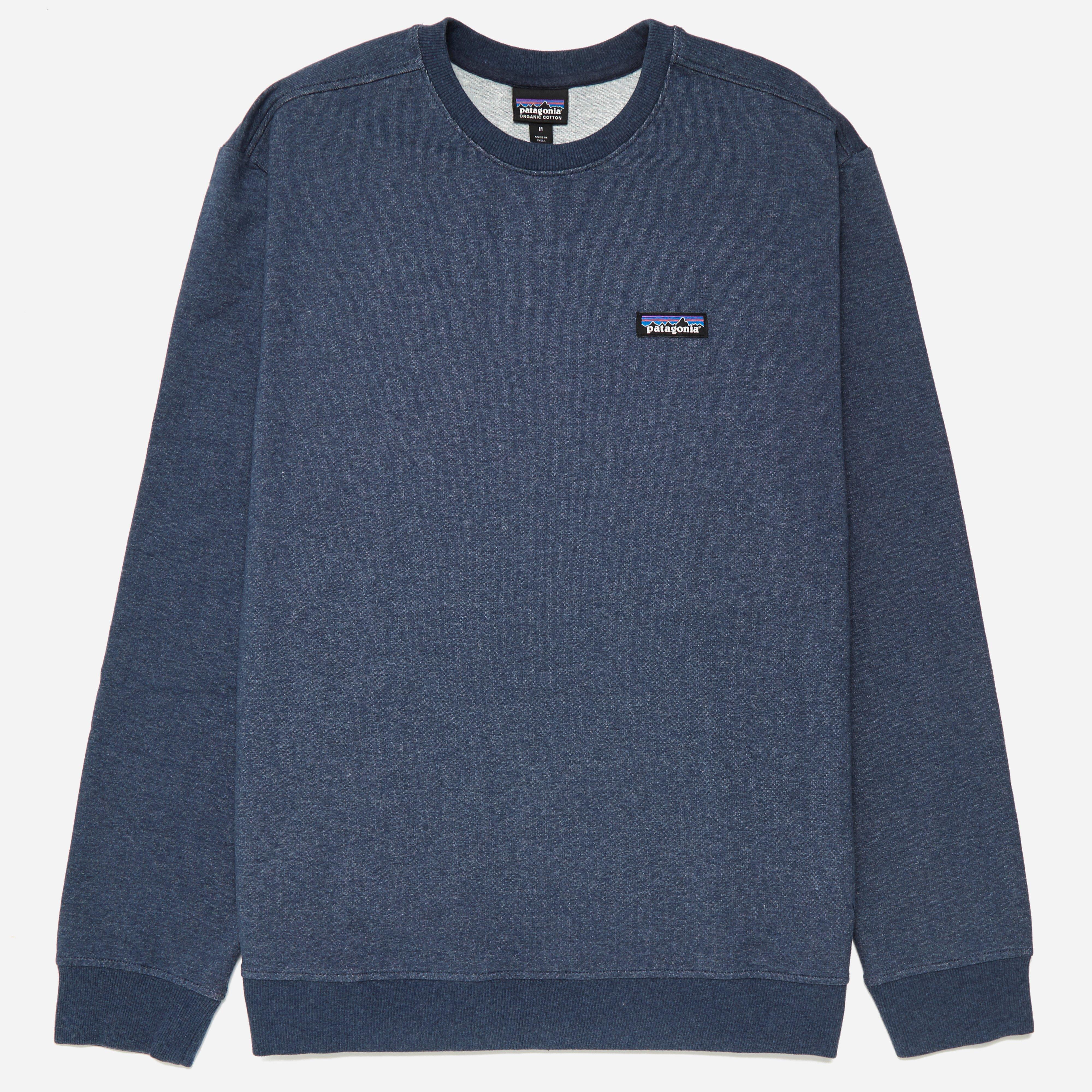Patagonia P-6 Label MW Crew Sweatshirt