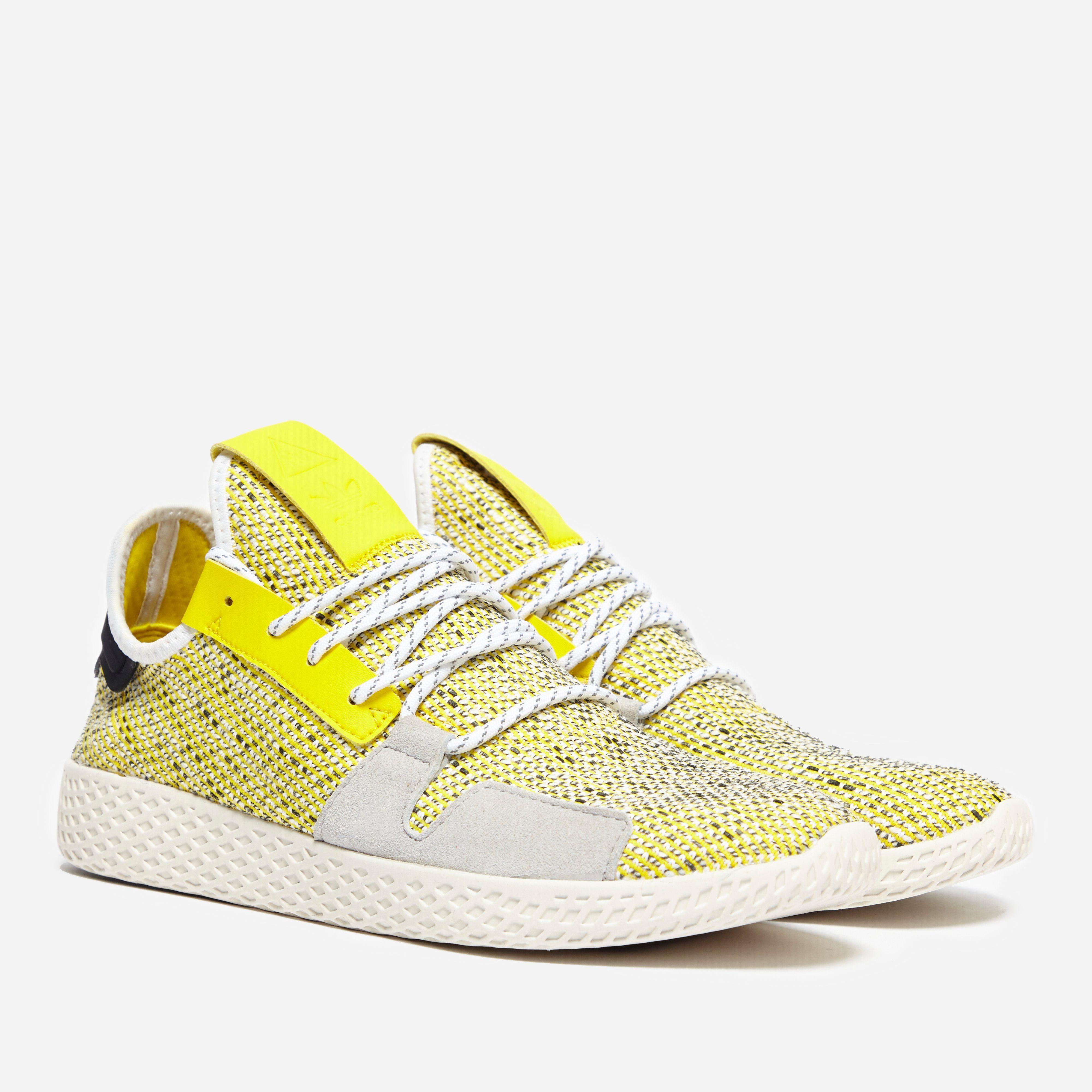 adidas Originals x Pharrell Williams Solar HU Tennis V2 'Afro Pack'