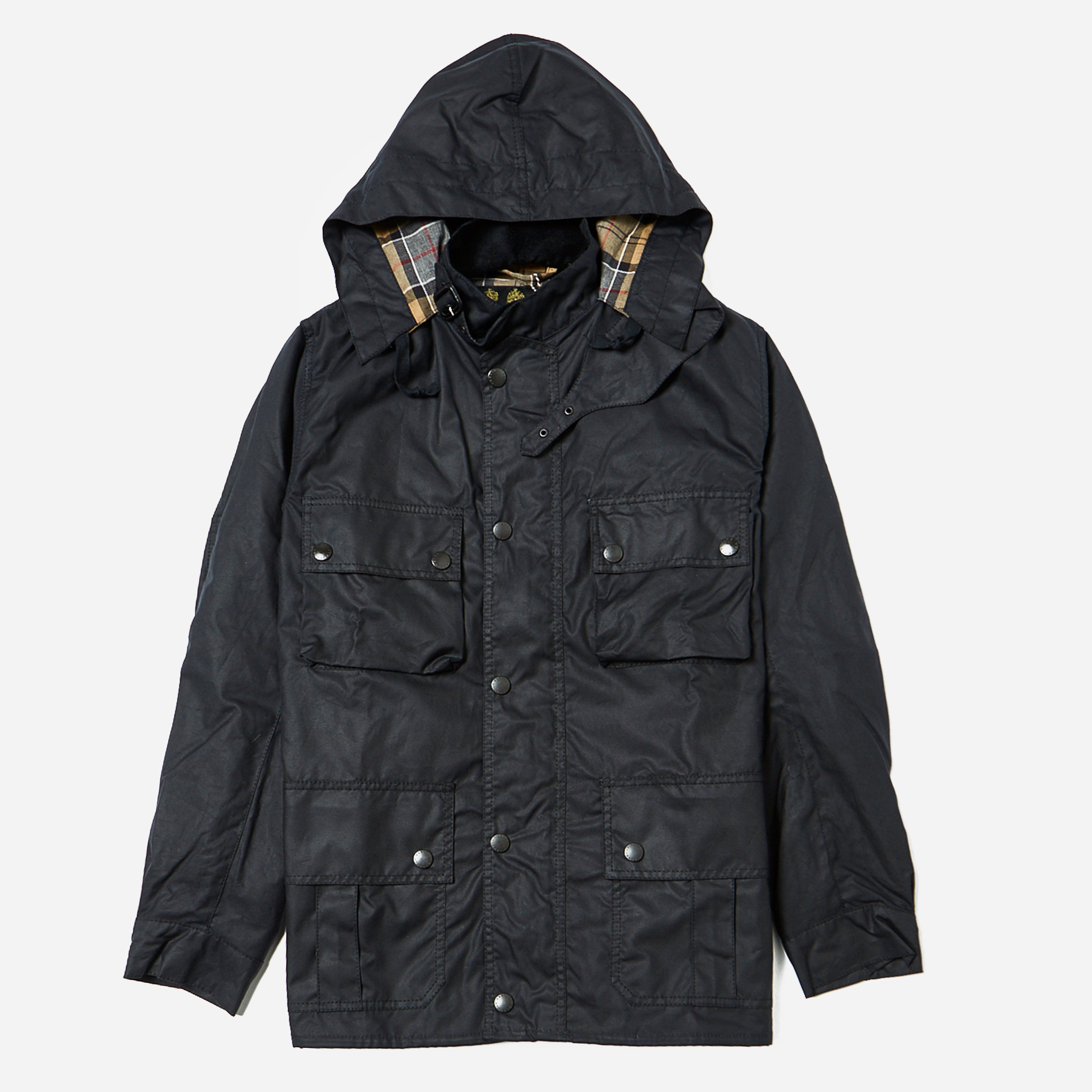Barbour Made for Japan Ursula Wax Jacket
