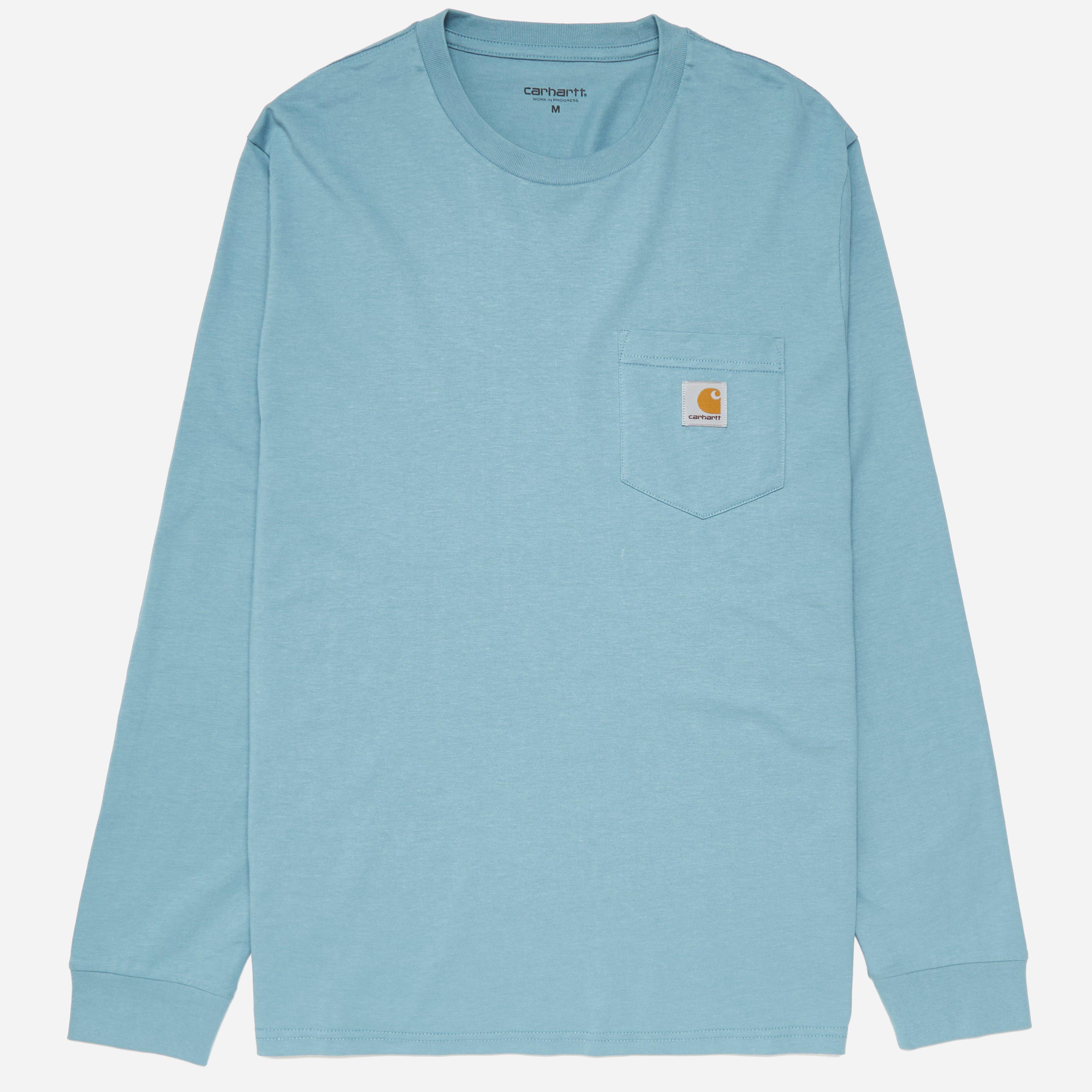 Carhartt WIP Long Sleeved Single Jersey Pocket T-shirt