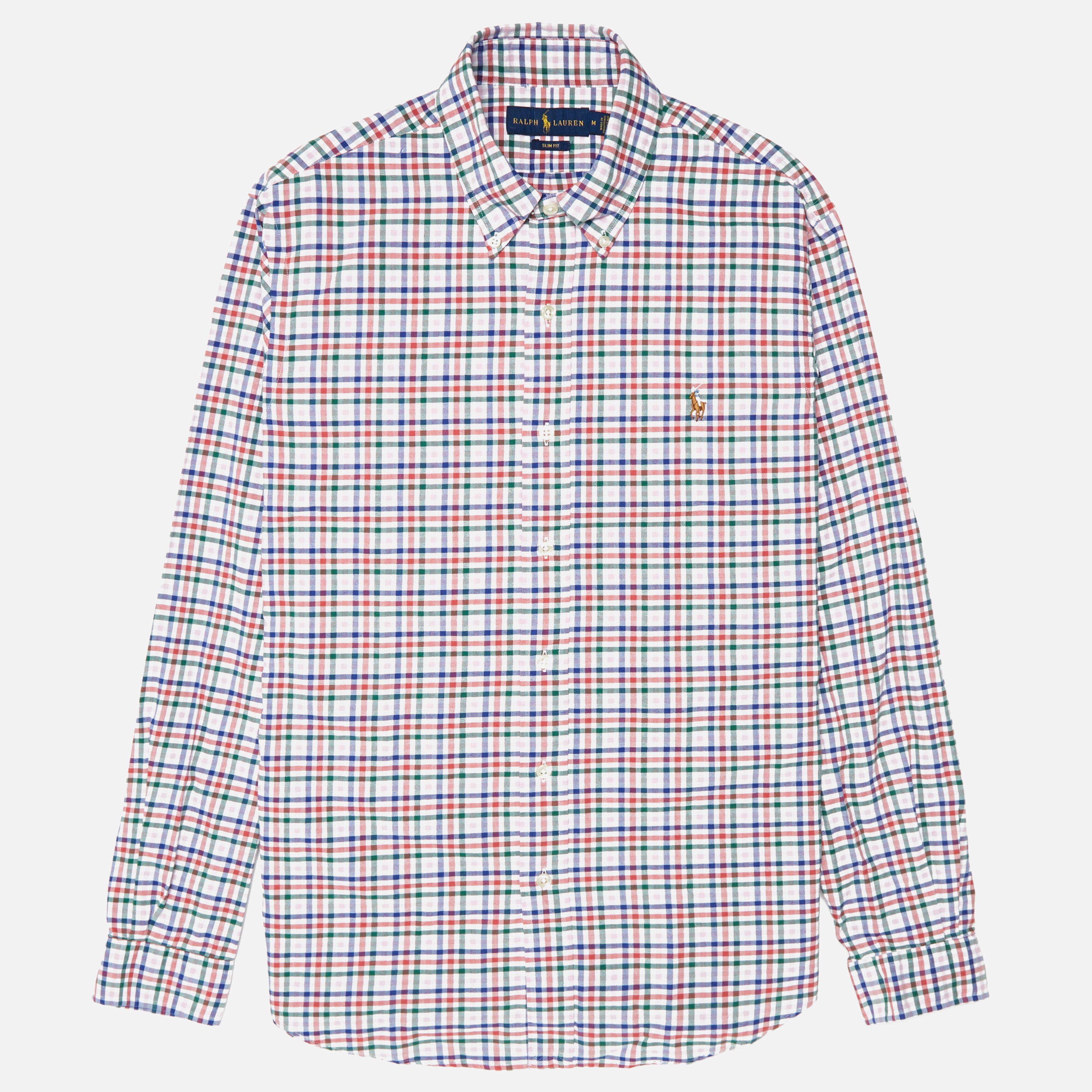 Polo Ralph Lauren Long Sleeve Sport Oxford Shirt