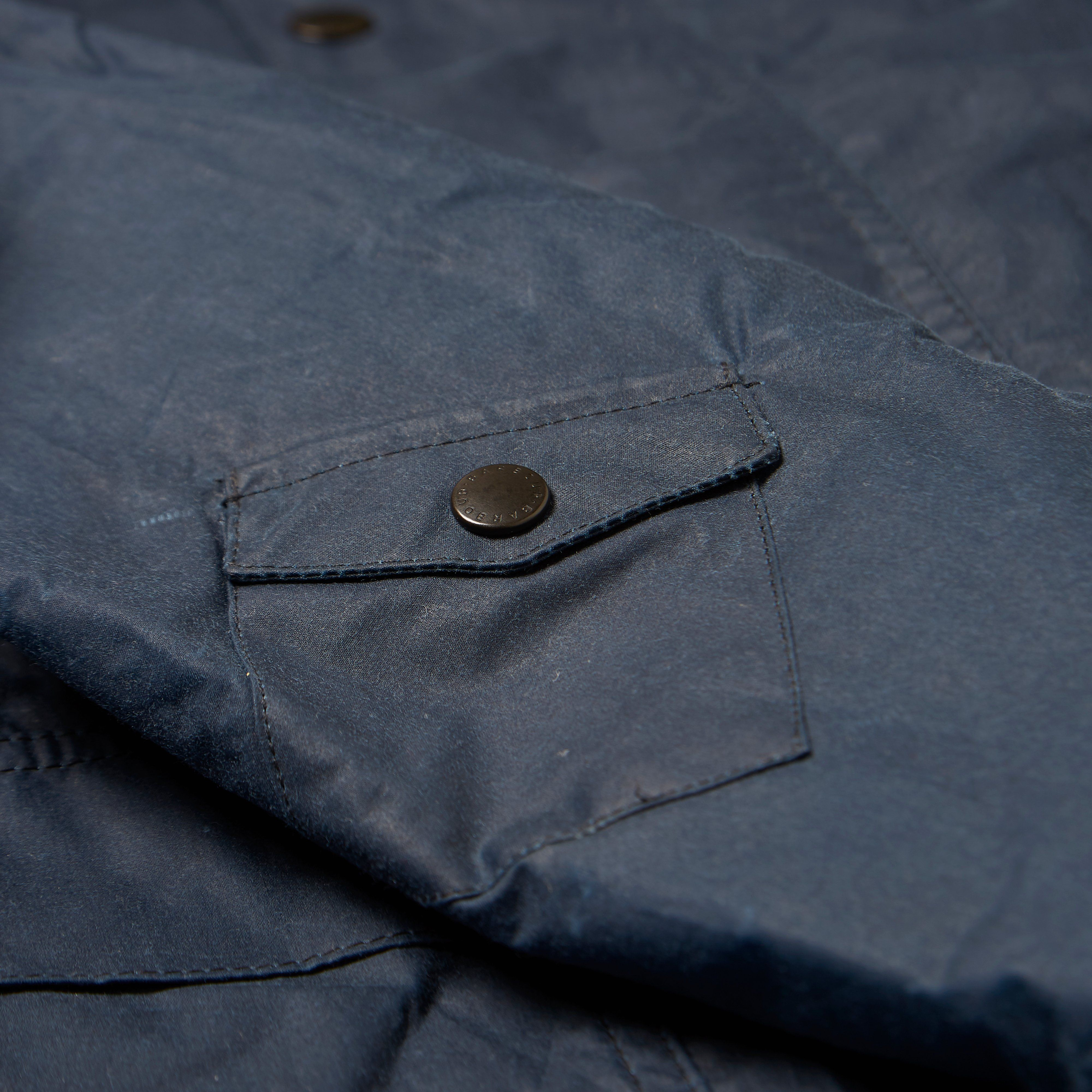 Barbour Beacon Lingmell Wax Jacket