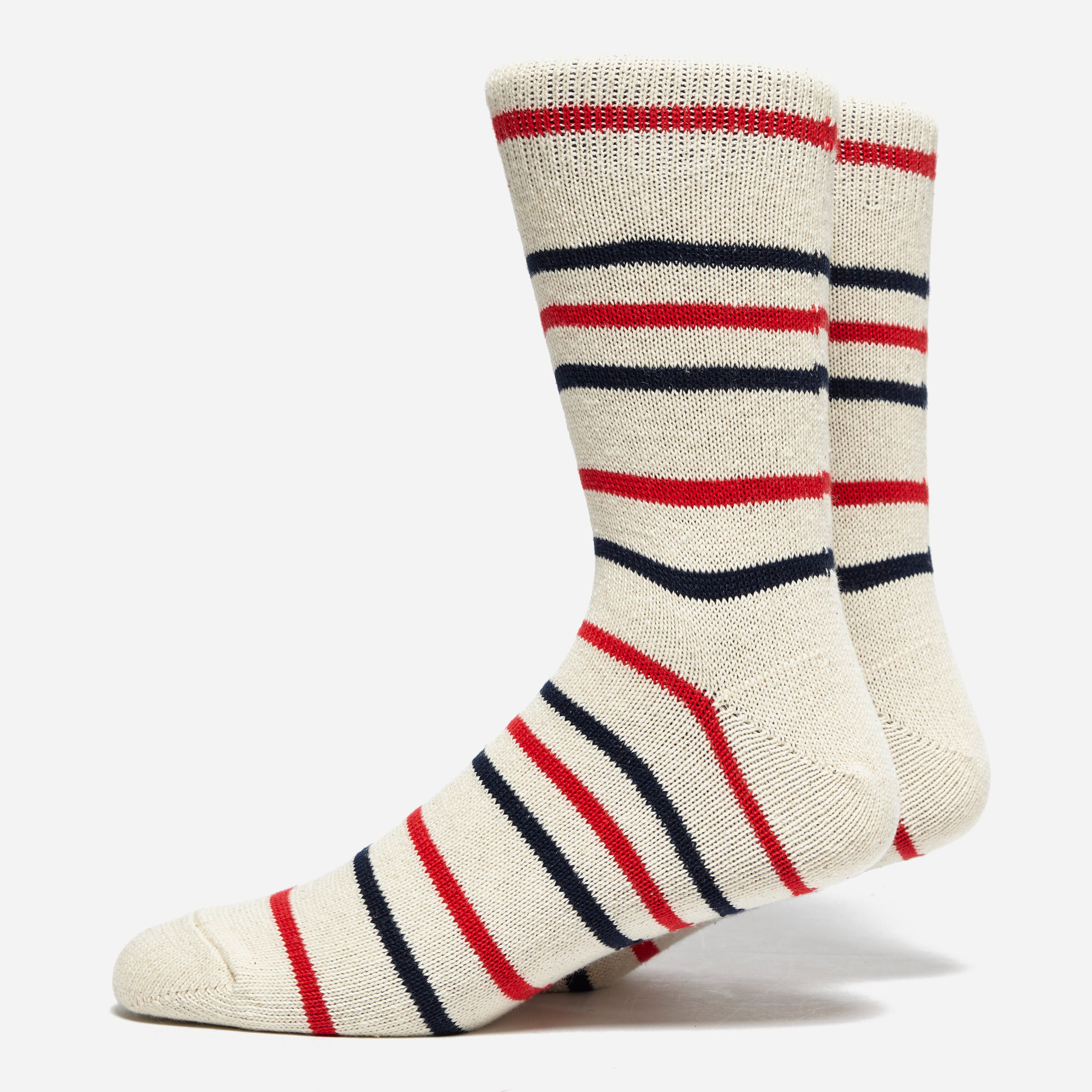 Anonymous Ism Cotton Border Socks