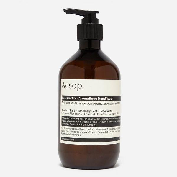 �ล�าร���หารู��า�สำหรั� Aesop Resurrection Aromatique Hand Wash 500 ml.