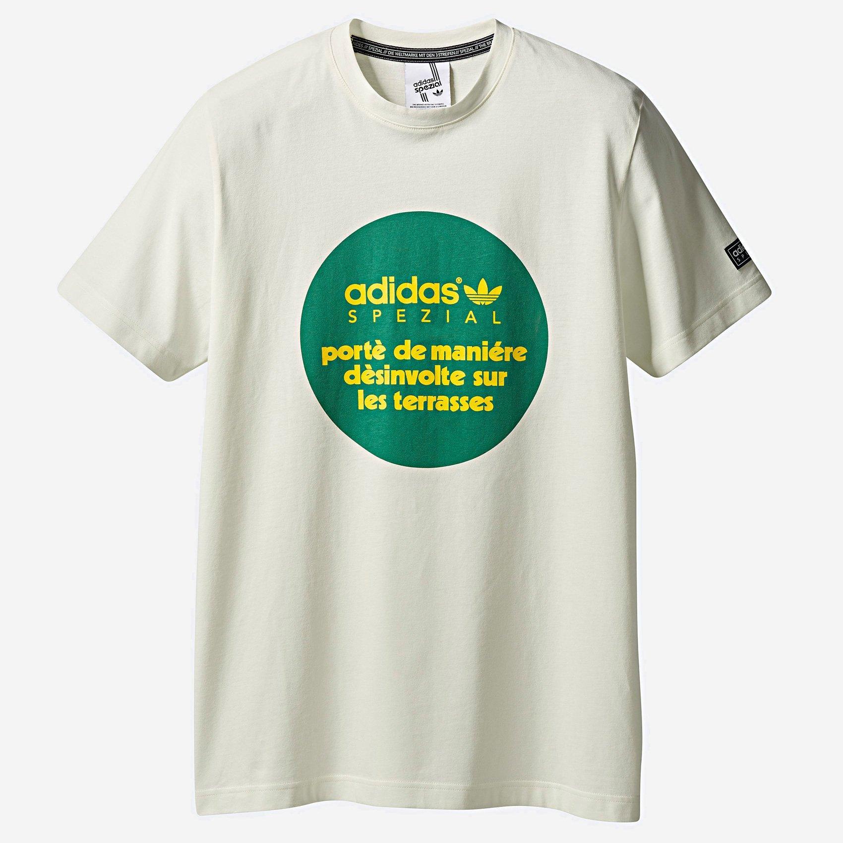 adidas Originals Terrassee T-shirt SPZL