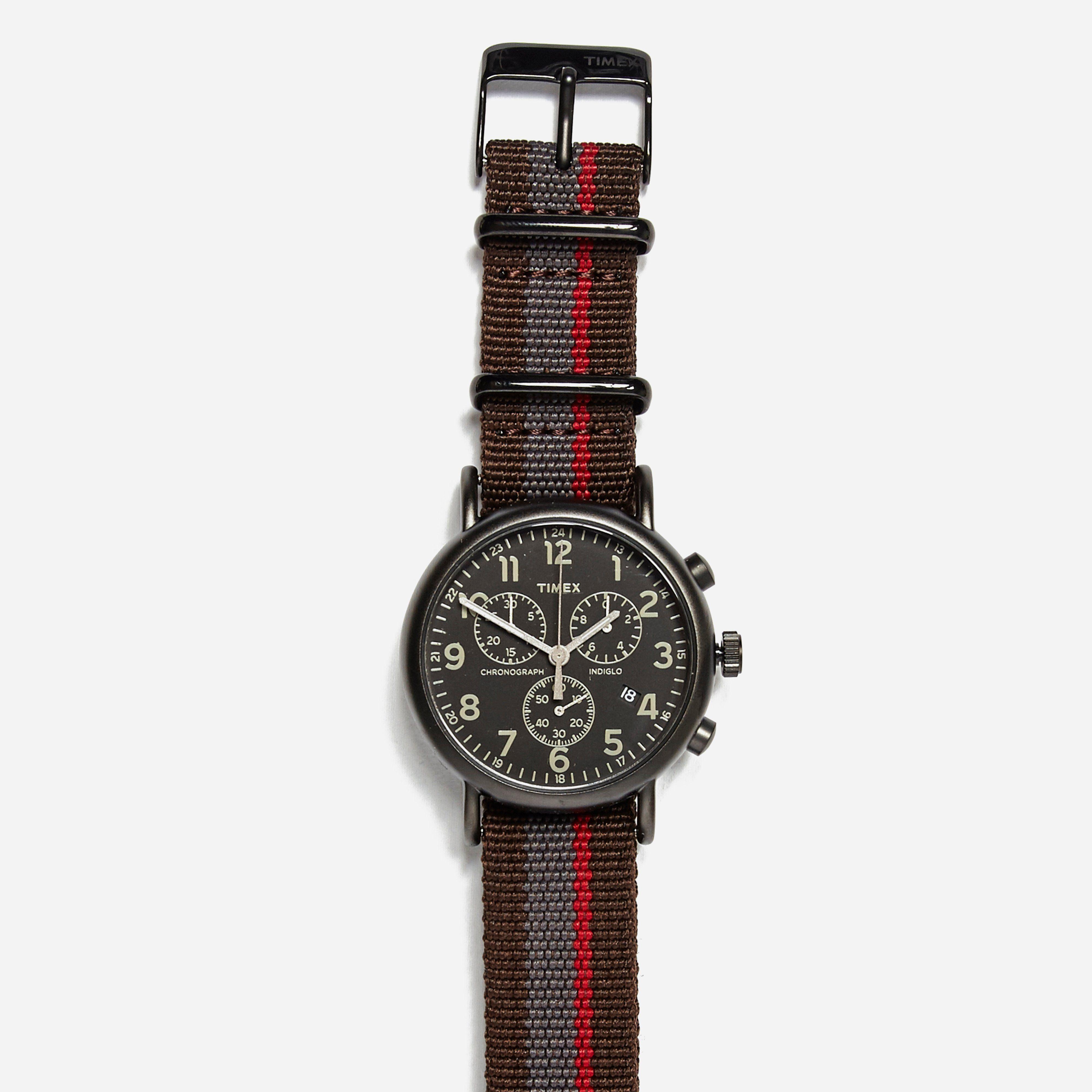 Timex Weekender Chrono