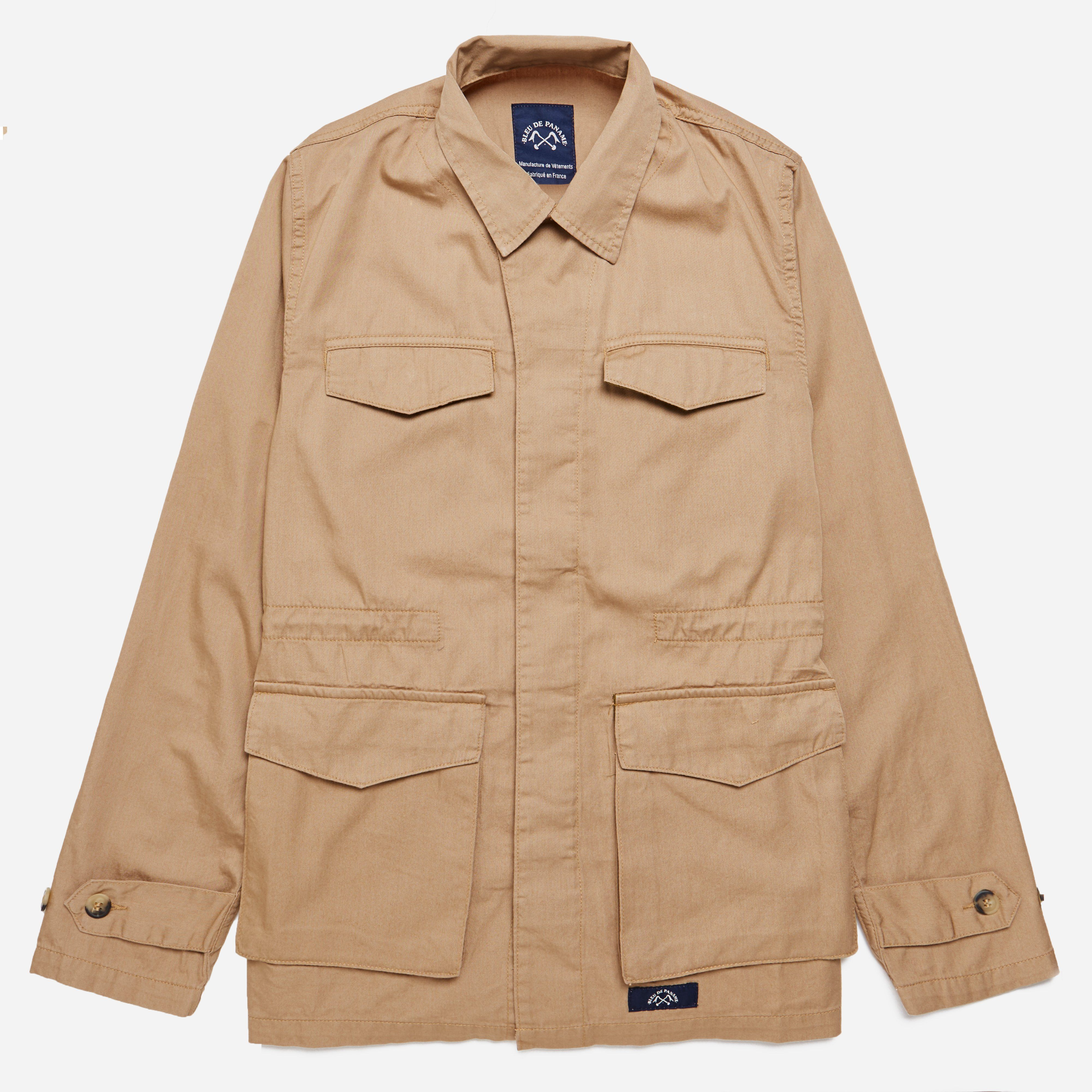 Bleu De Paname M43 Jacket