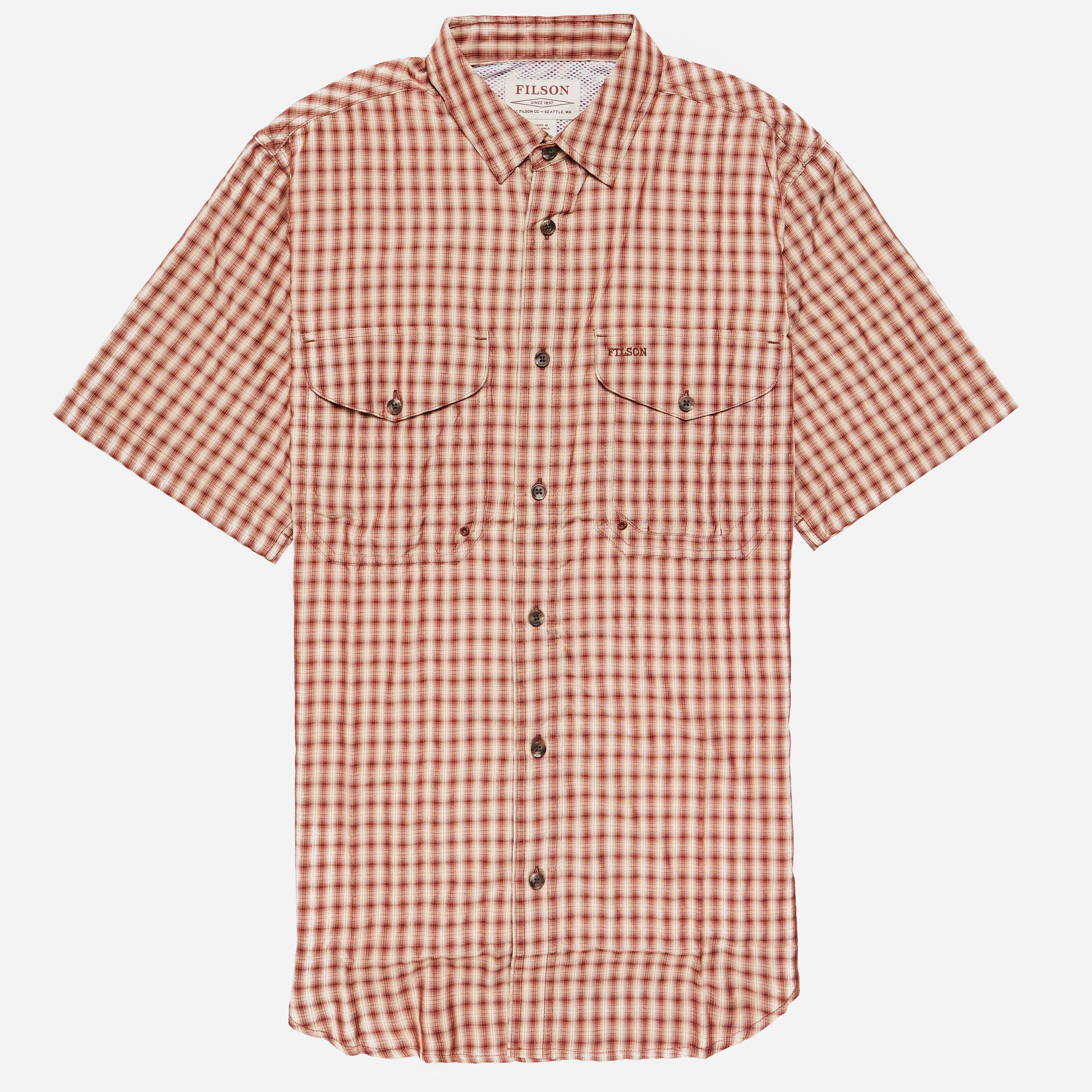 Filson Twin Lakes S/S Shirt