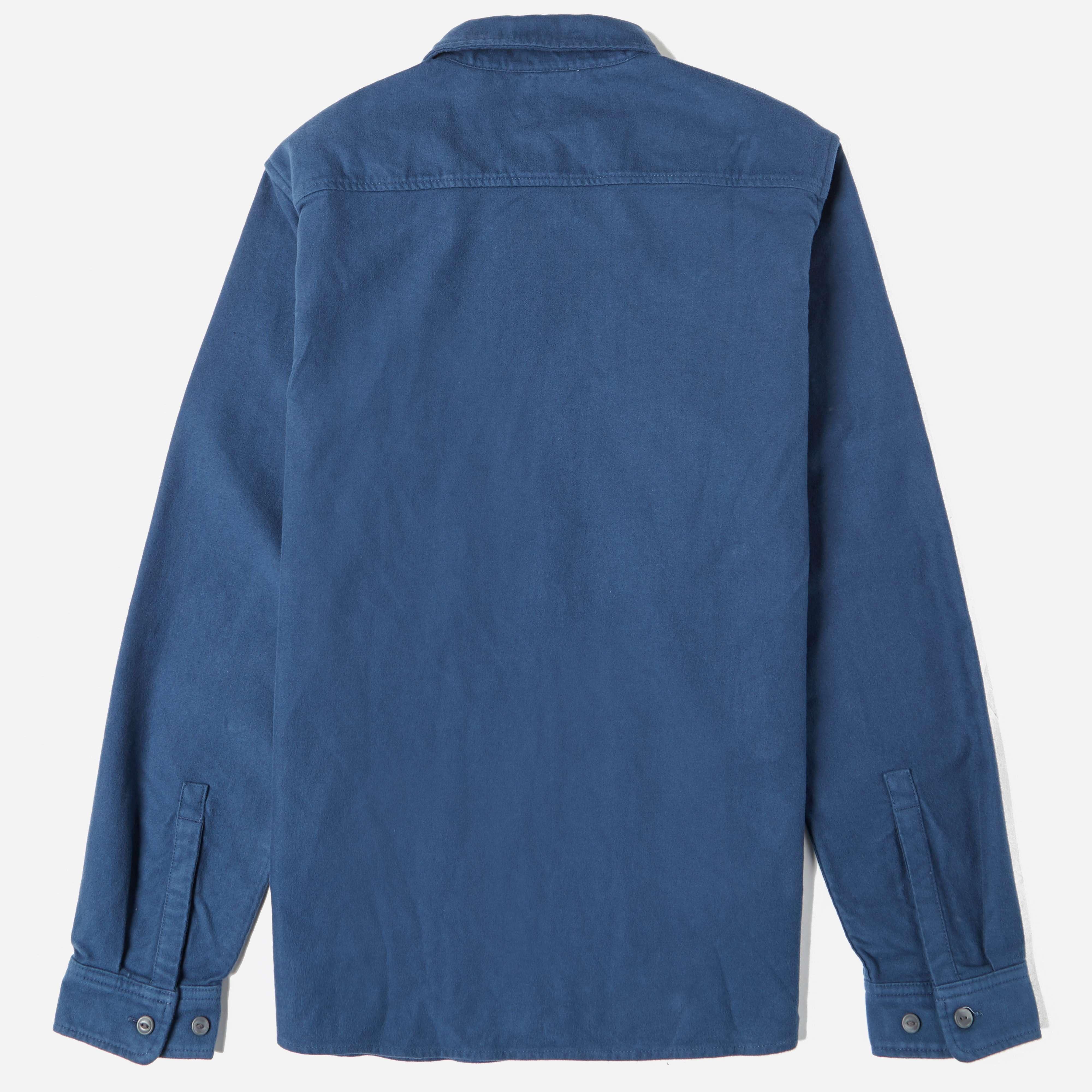 Patagonia Topo Canyon Moleskin Shirt