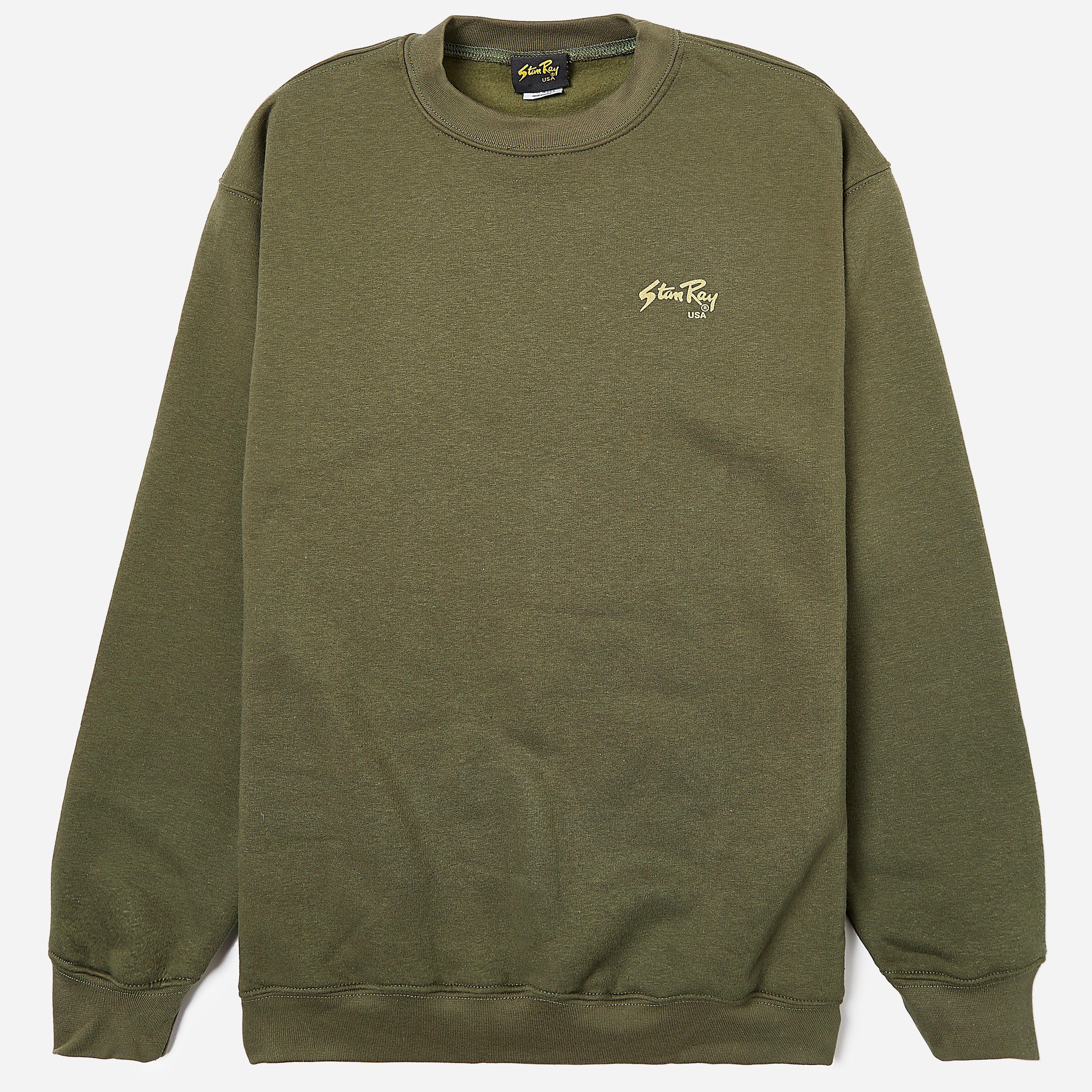 Stan Ray Stan Crew Sweatshirt