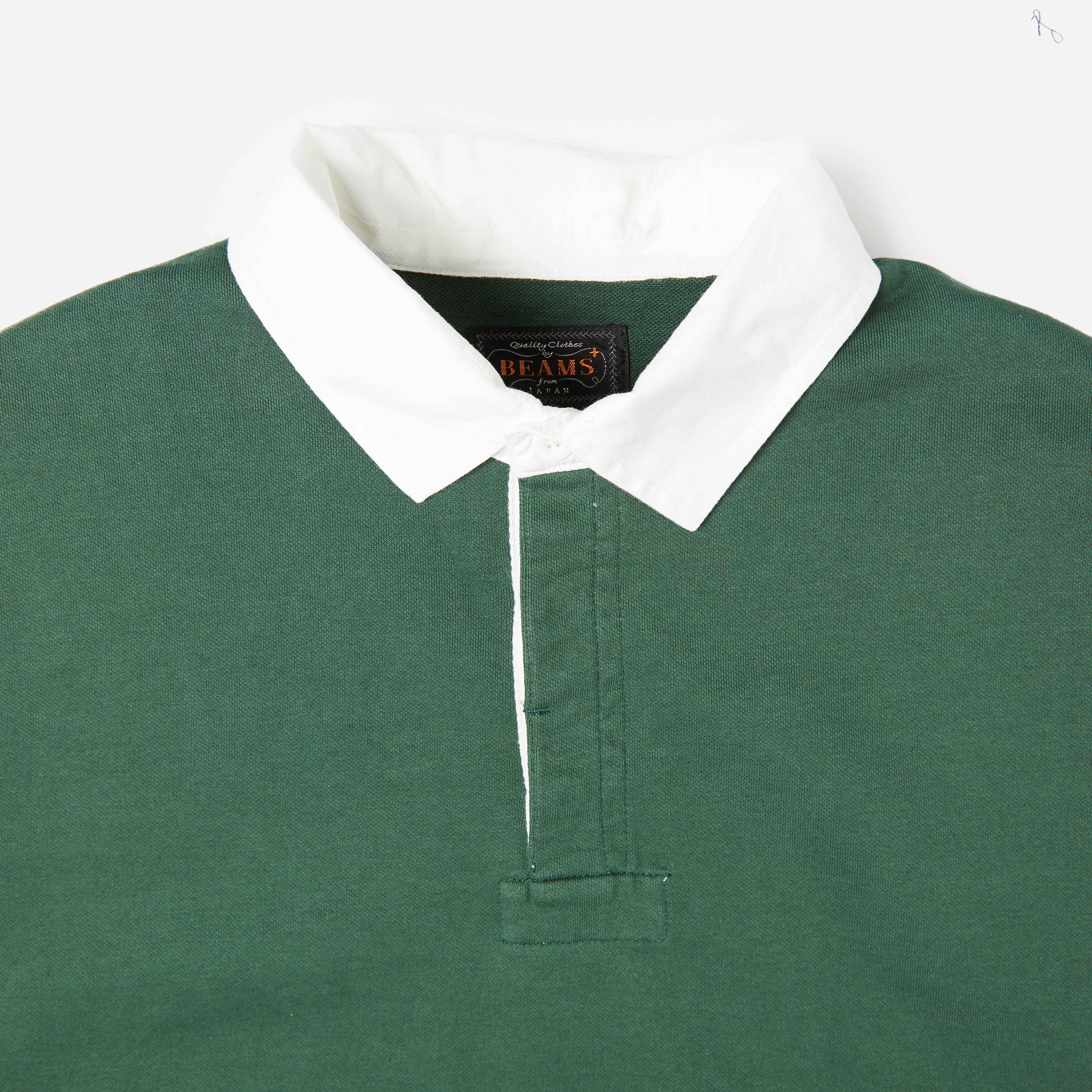 Beams Plus Rugby Shirt