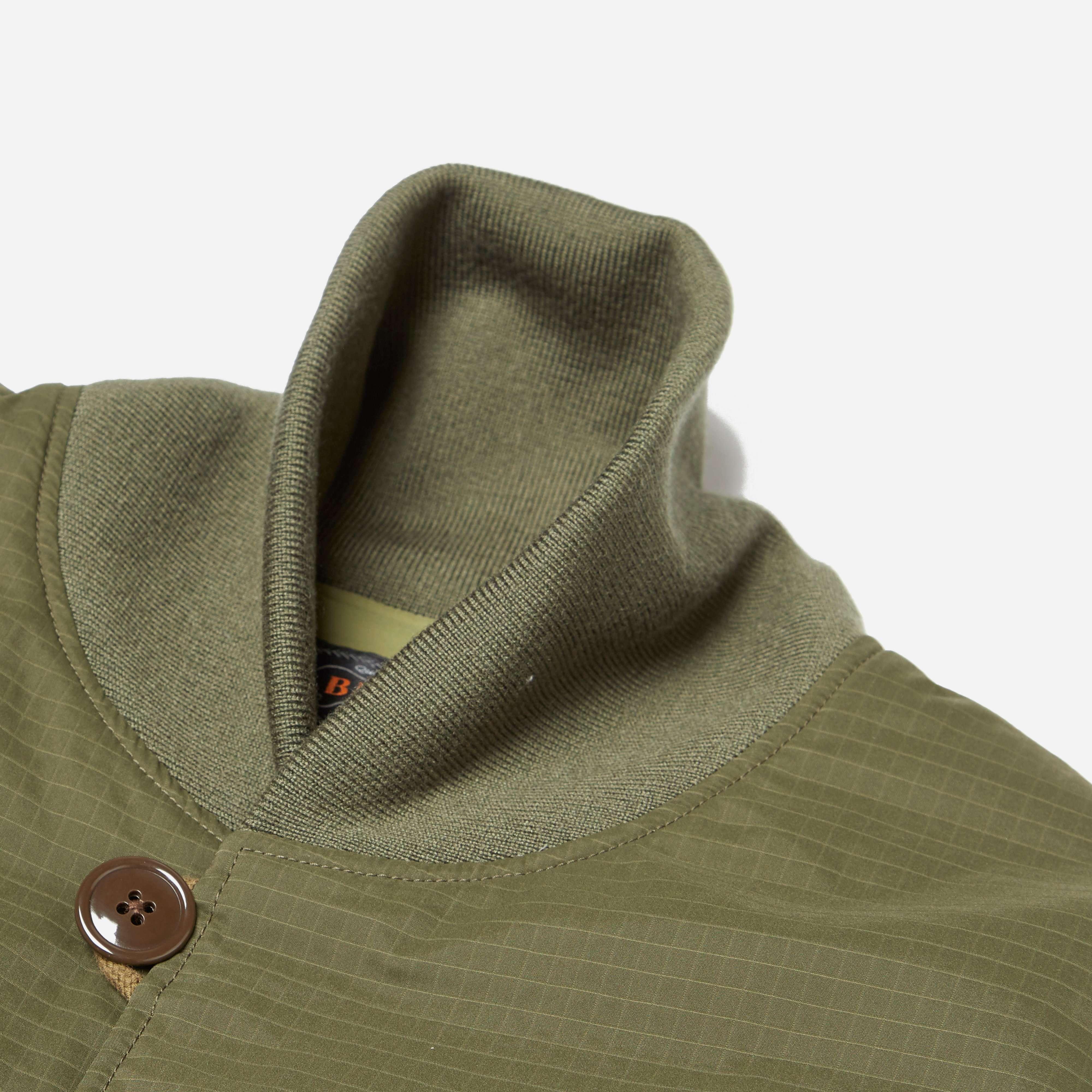 Beams Plus M43 Ripstop Jacket
