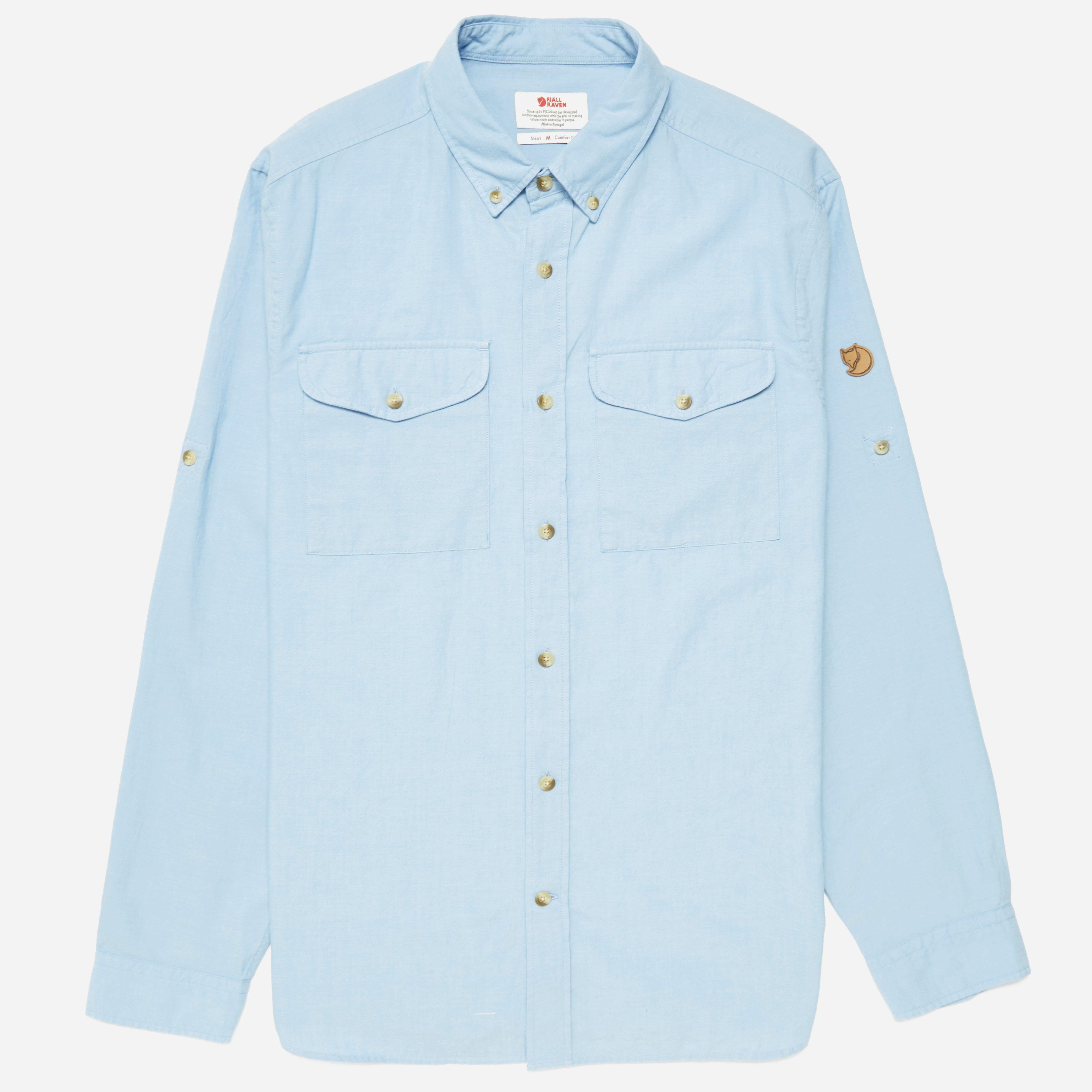 Fjallraven Ovik Chambray Shirt