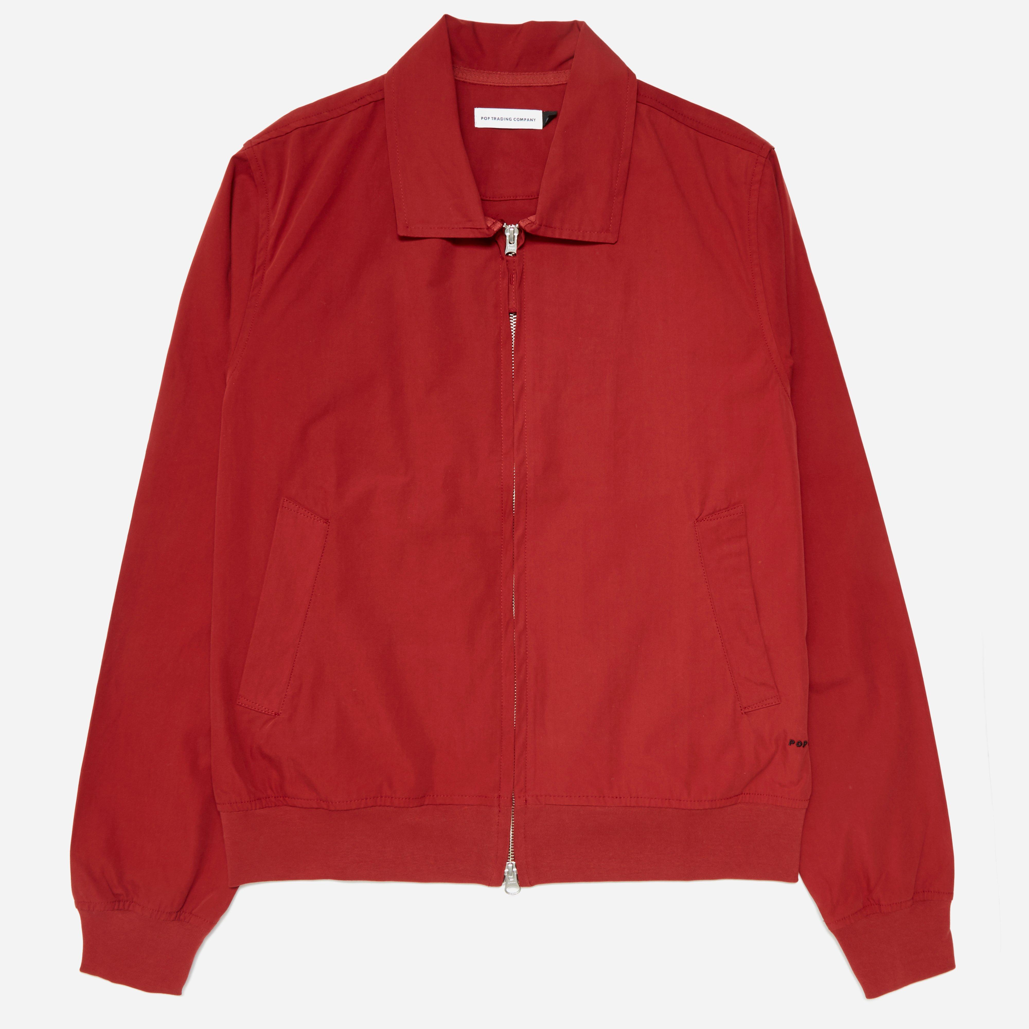 Pop Trading Company Full Zip Jacket