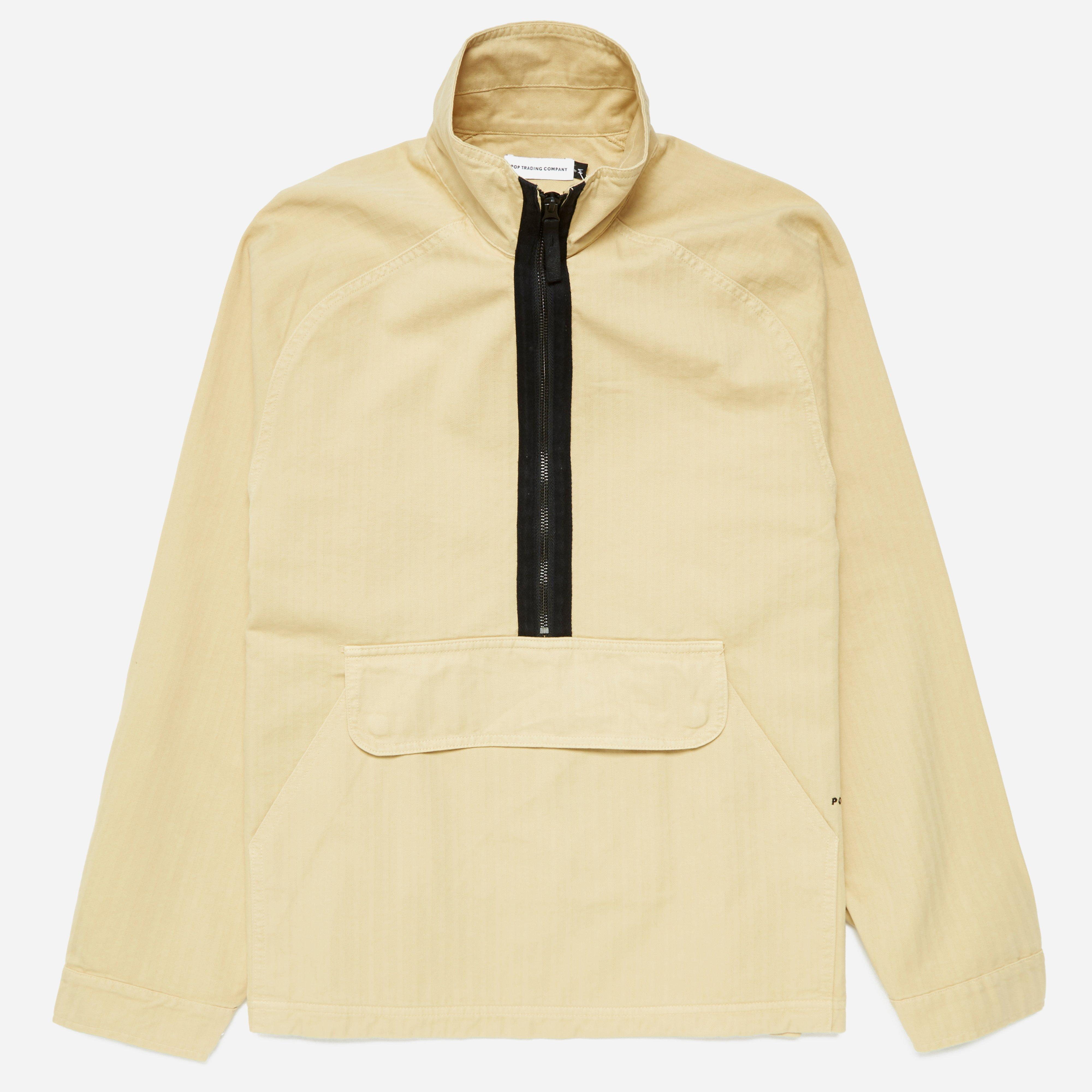Pop Trading Company Drs Half Zip Jacket