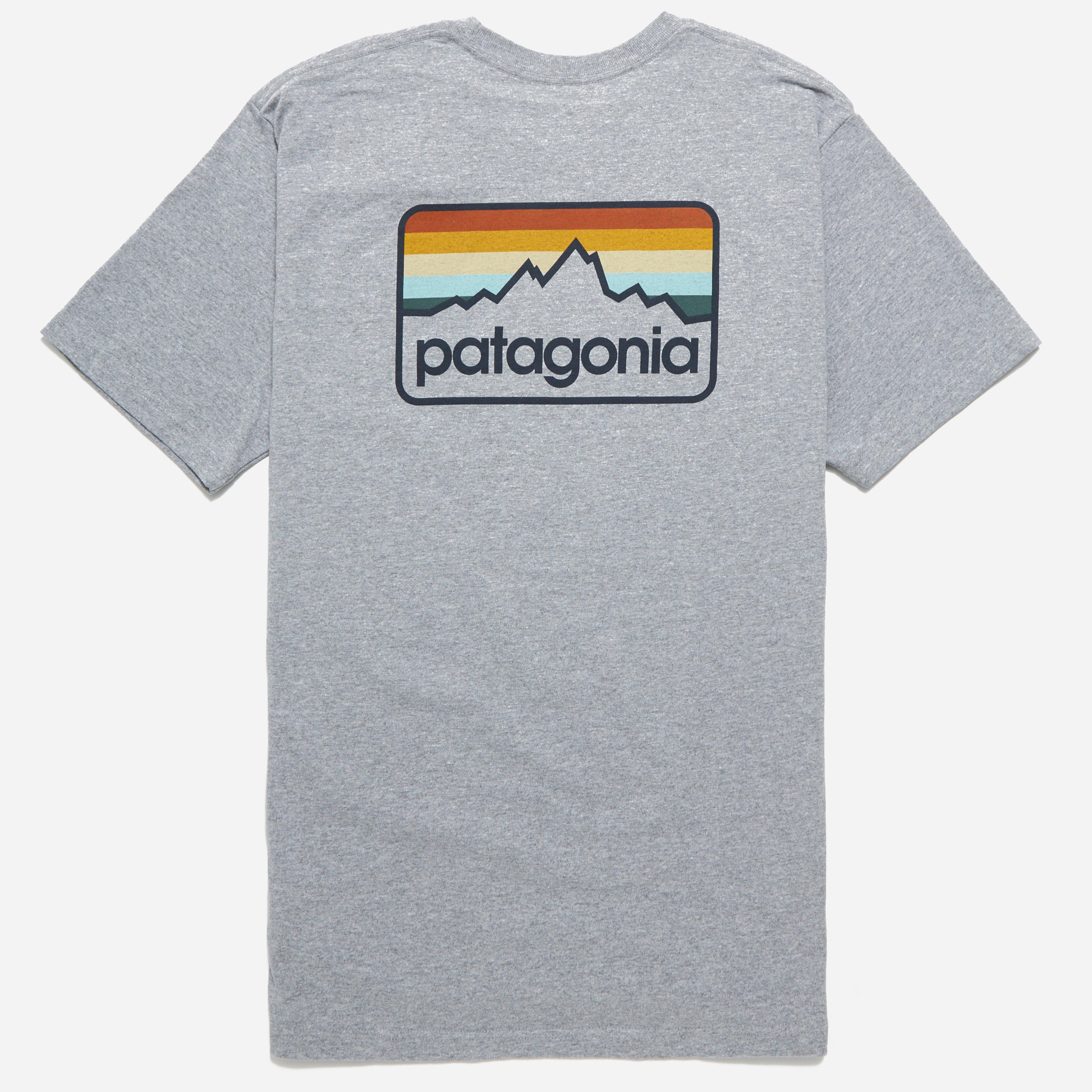 Patagonia Line Logo T-shirt