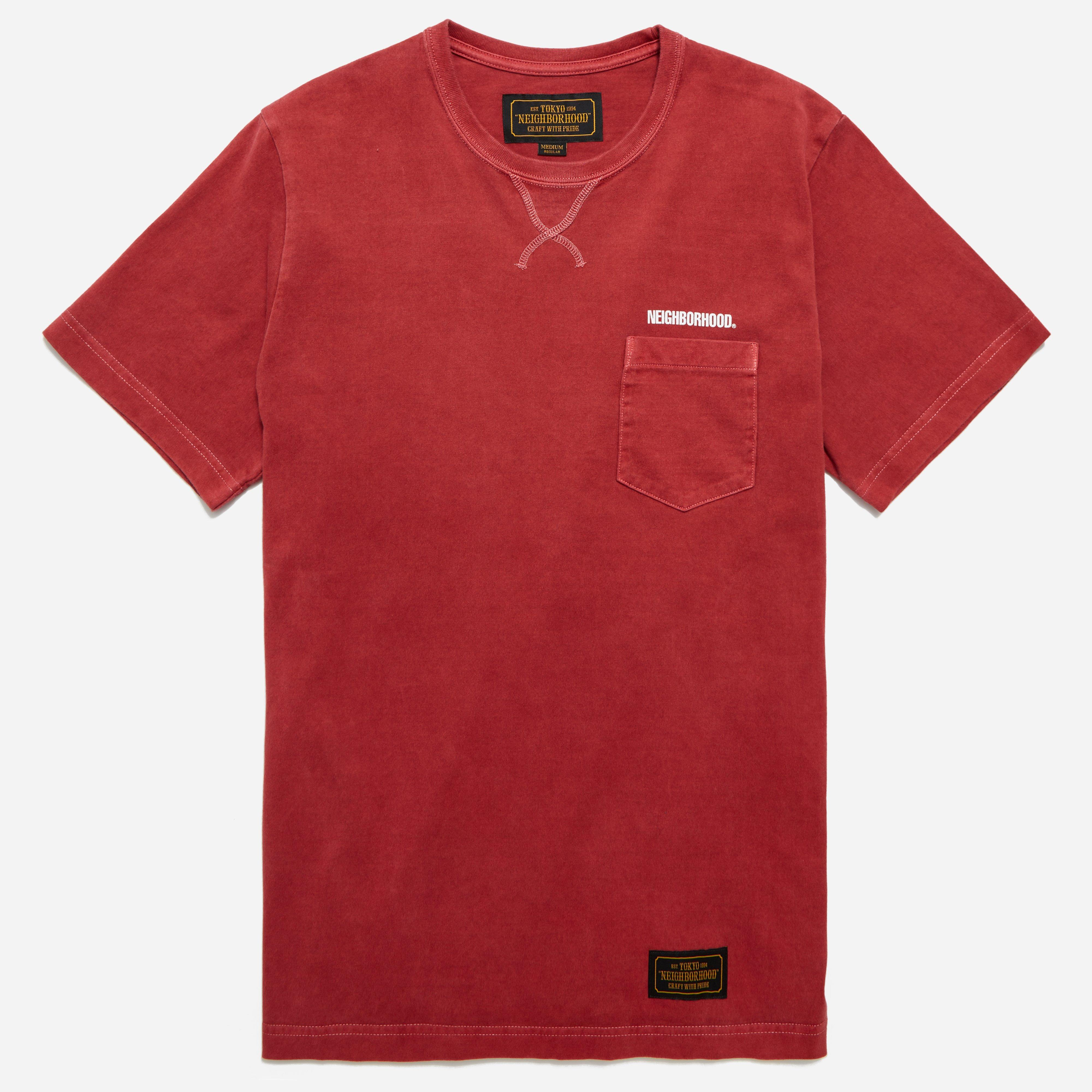 Neighborhood Classic Pocket T-shirt