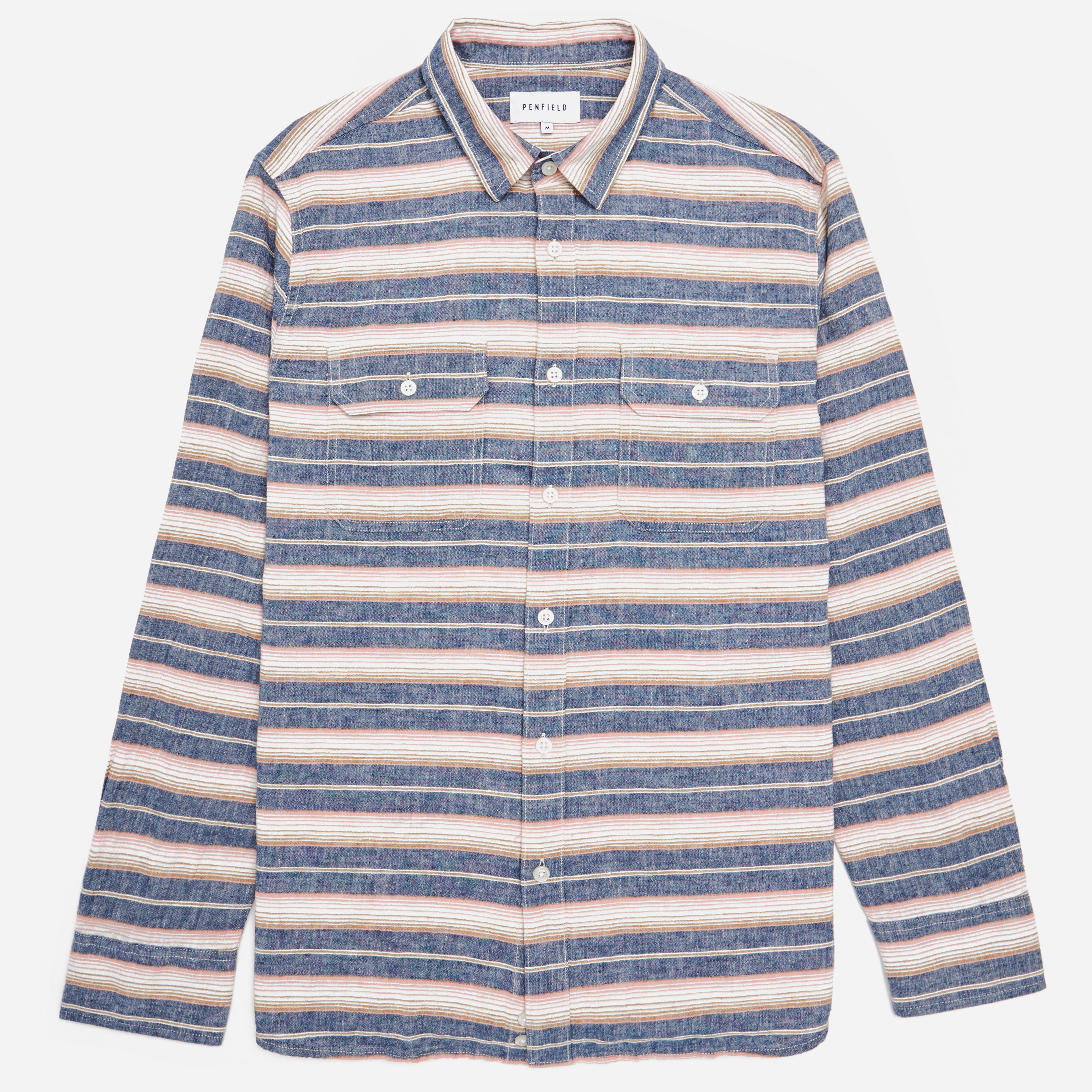 Penfield Hammat Stripe Shirt