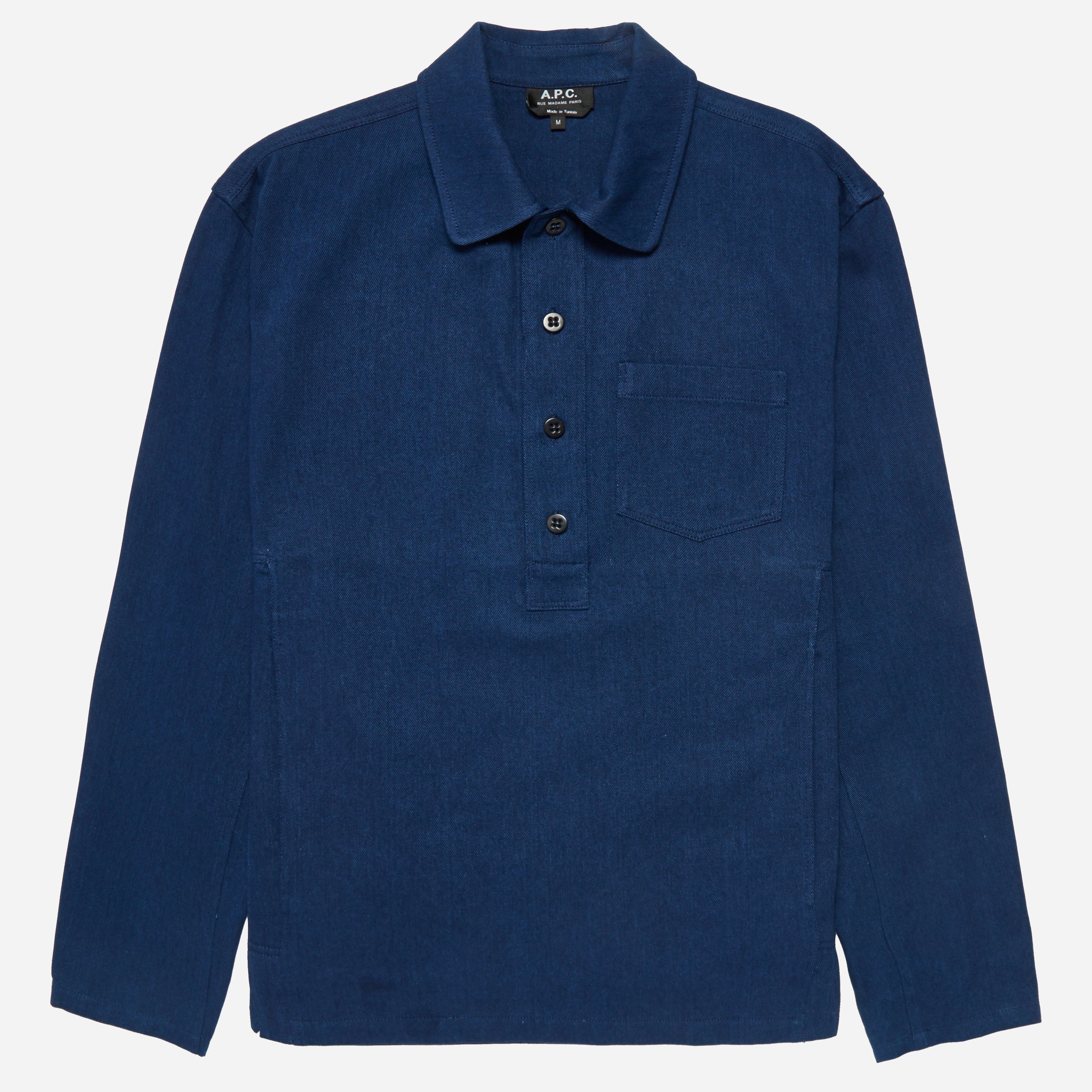 A.P.C. Haddock Shirt