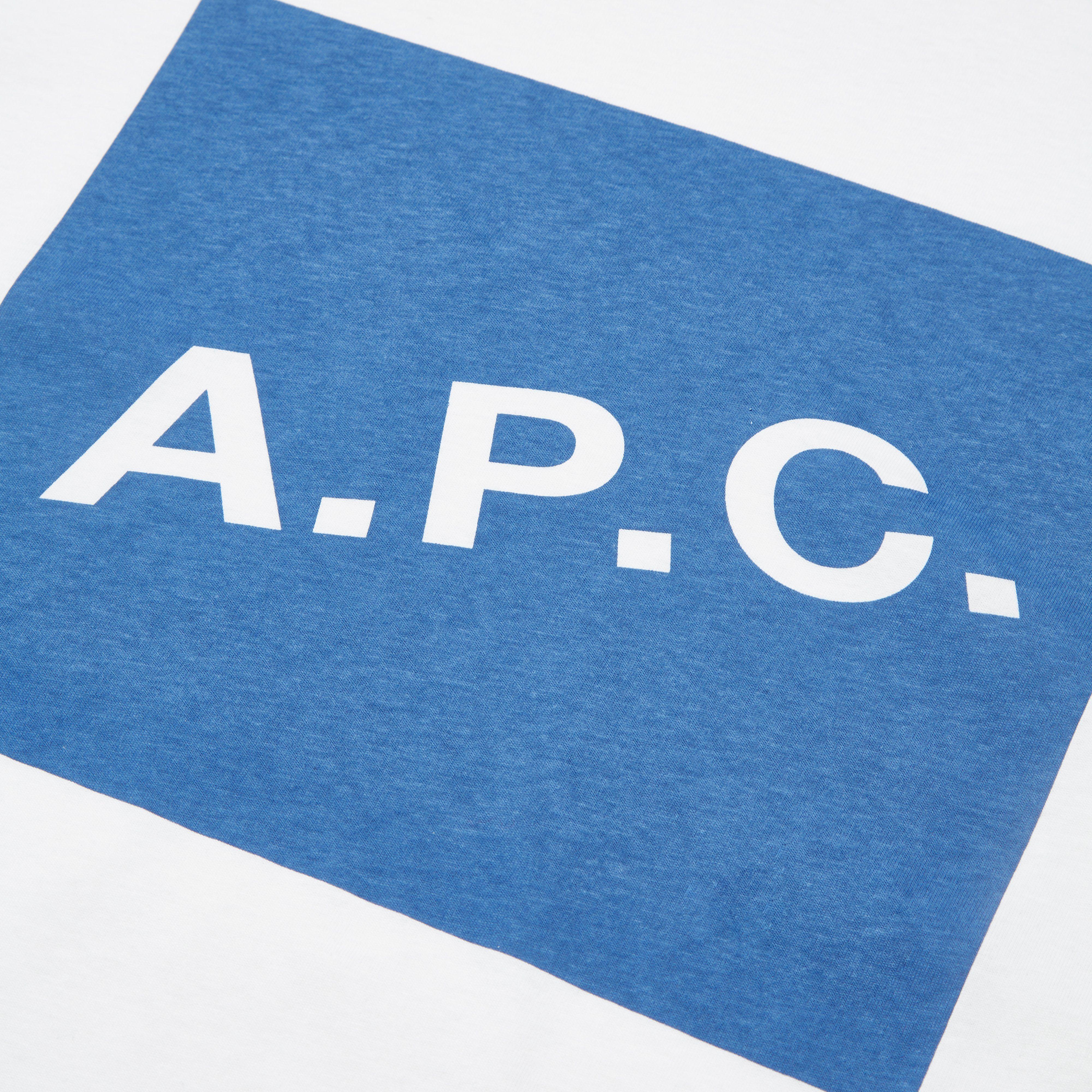 A.P.C. Kraft T-shirt