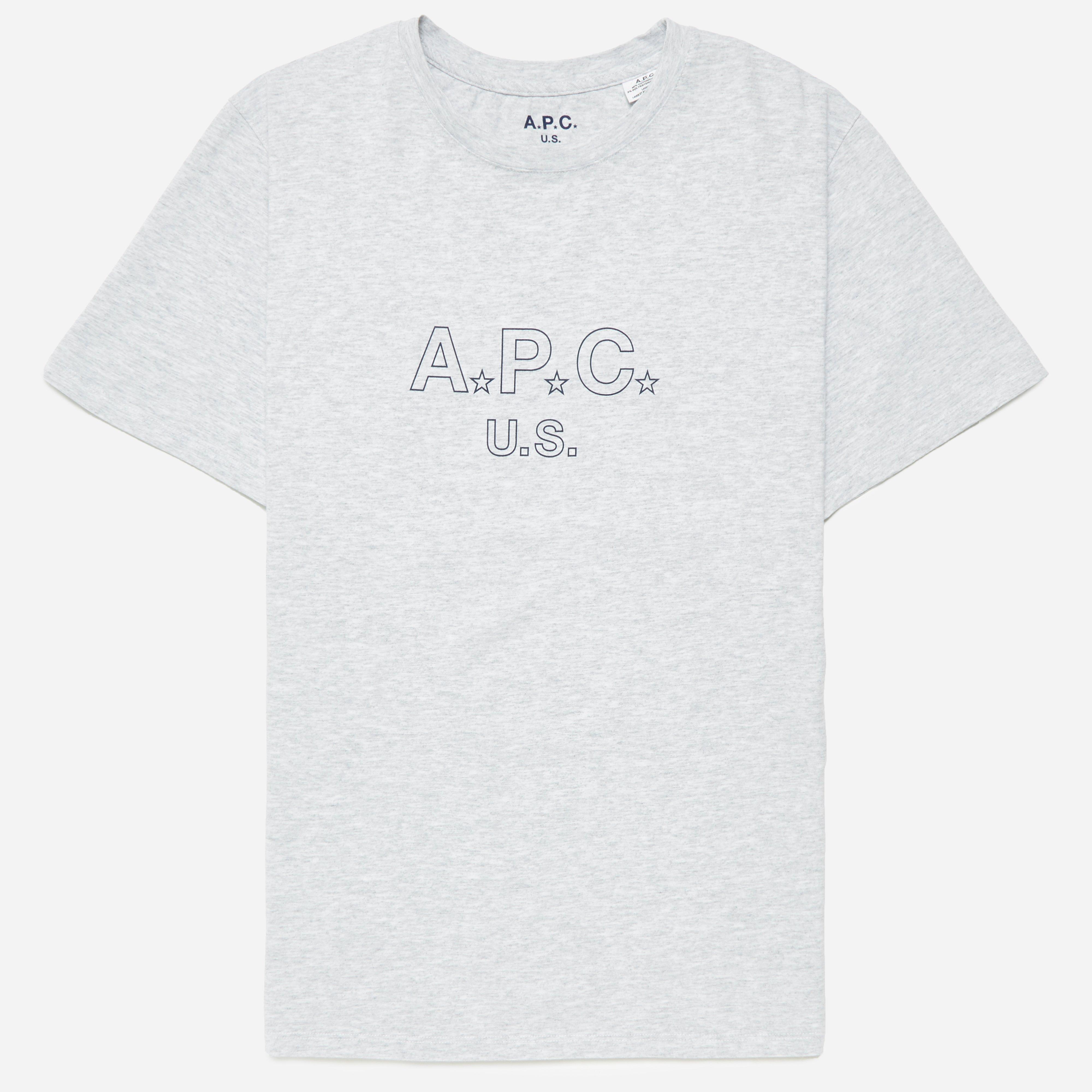 A.P.C. US Star T-shirt