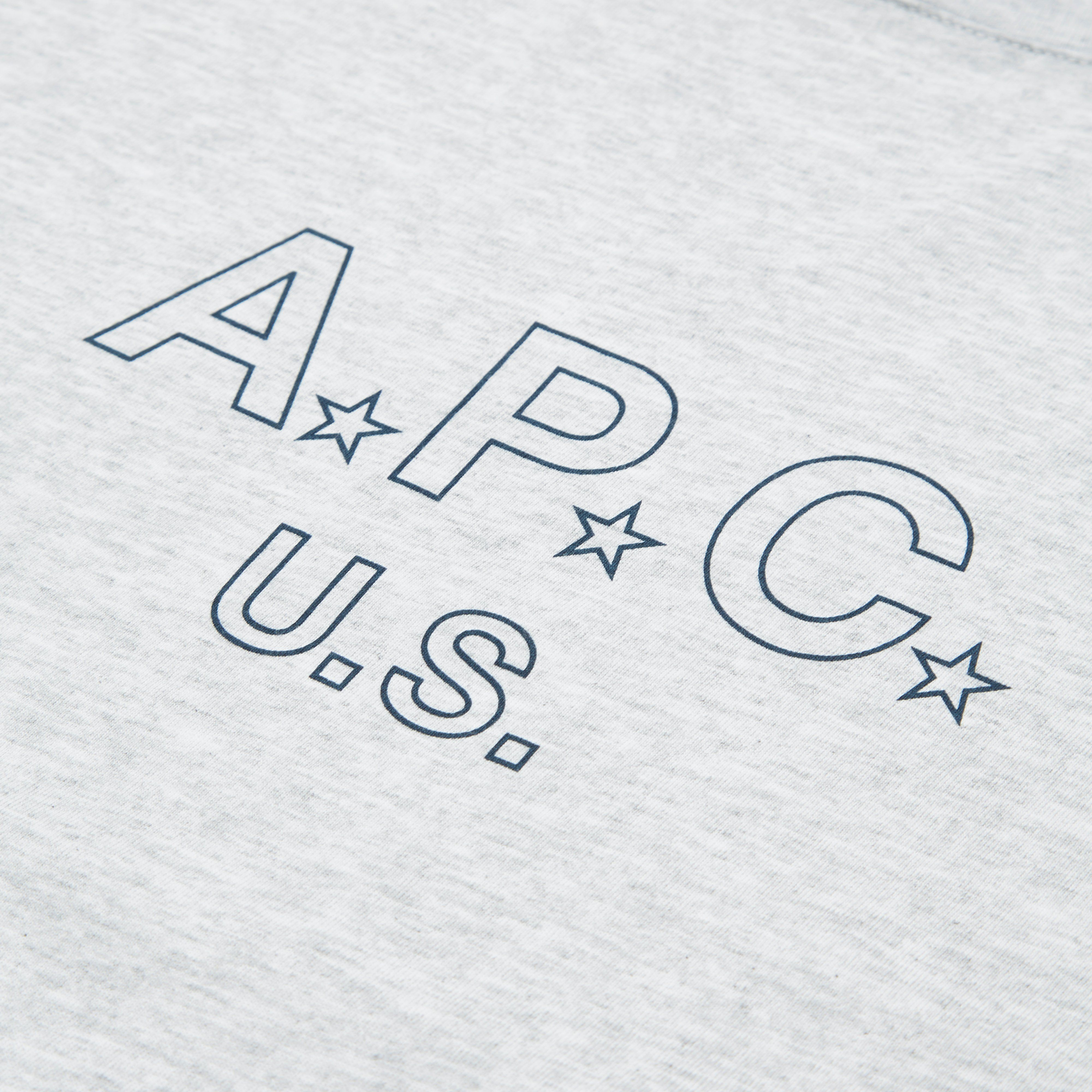 A.P.C. US Star T-shirt