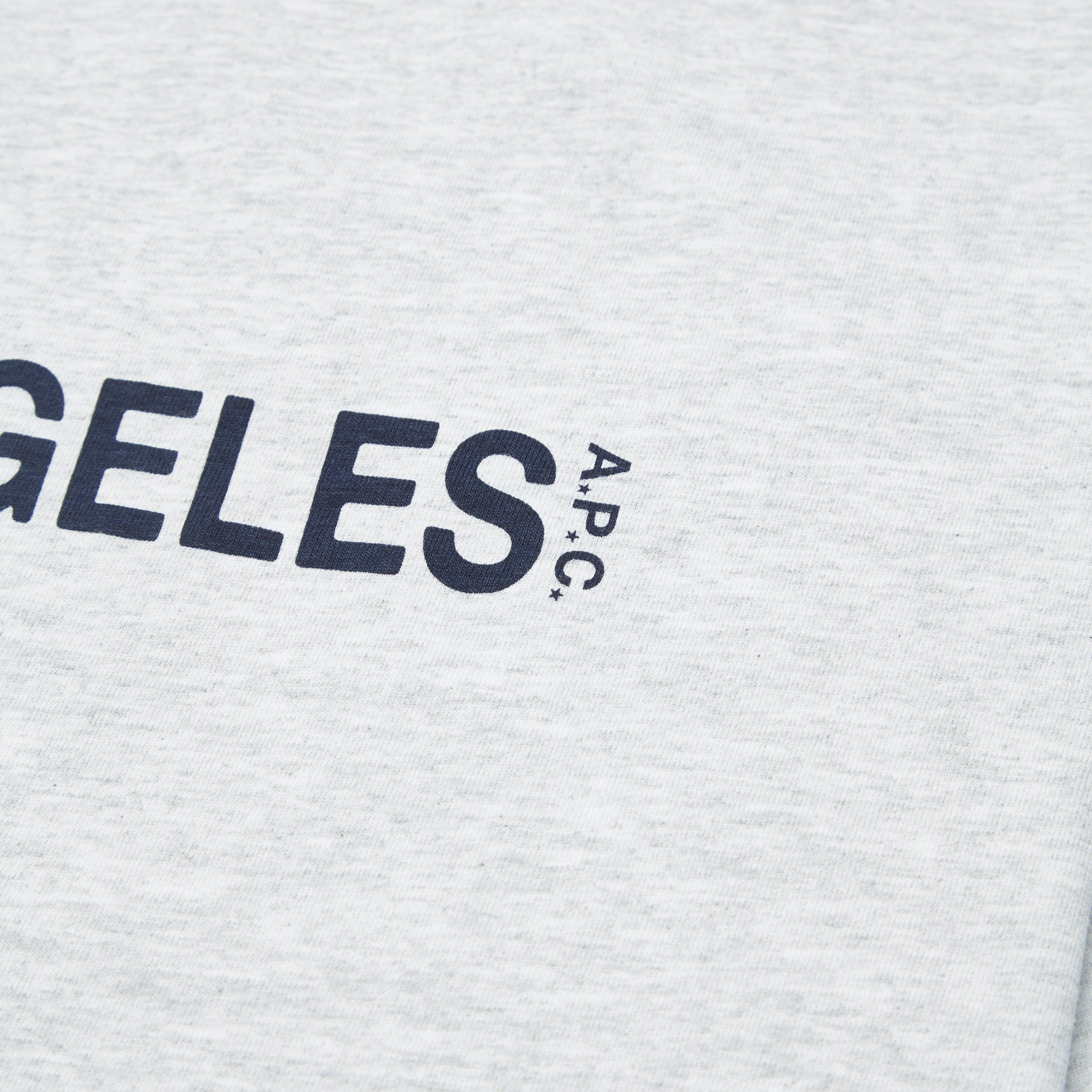 A.P.C. Los Angeles T-shirt