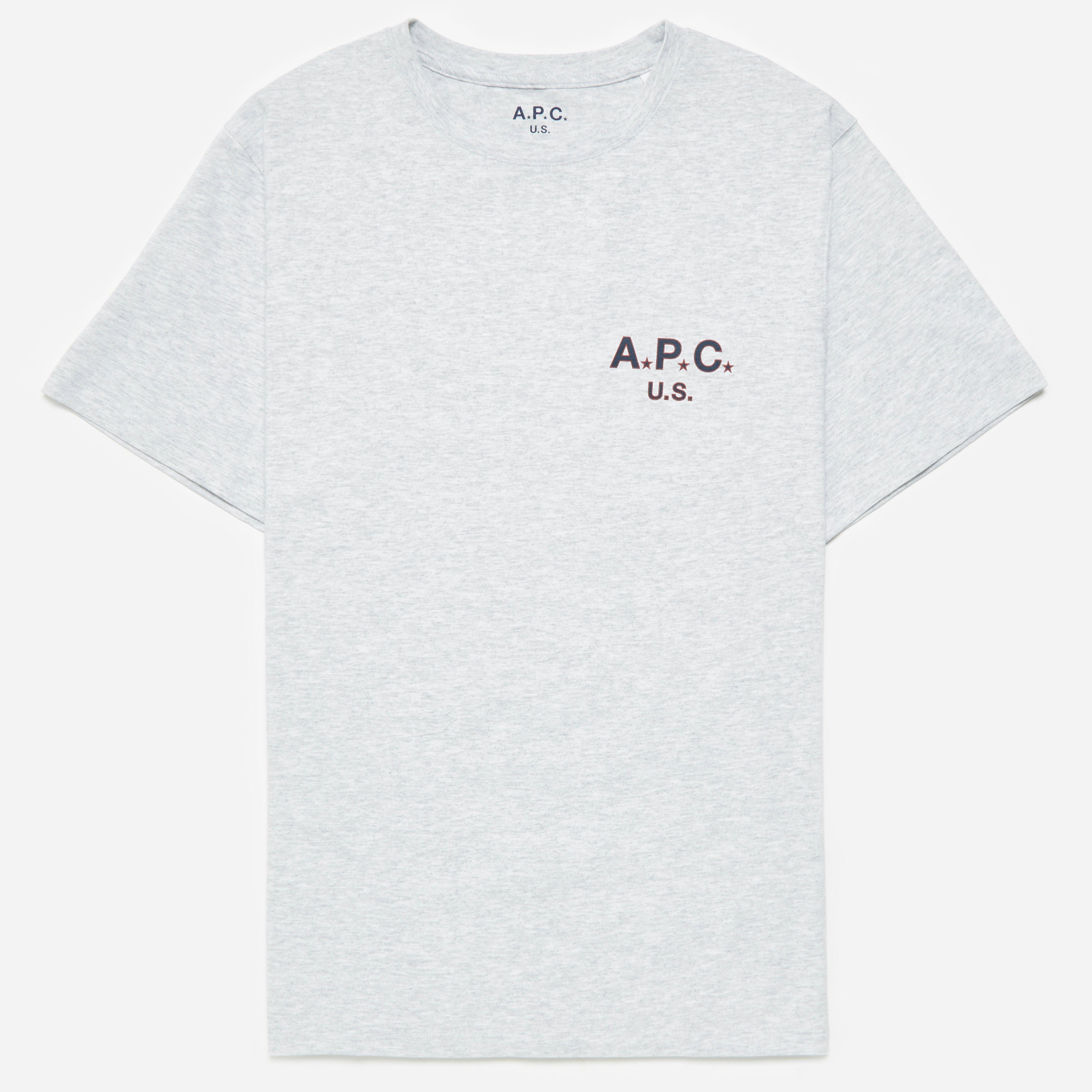 A.P.C. Flag T-shirt