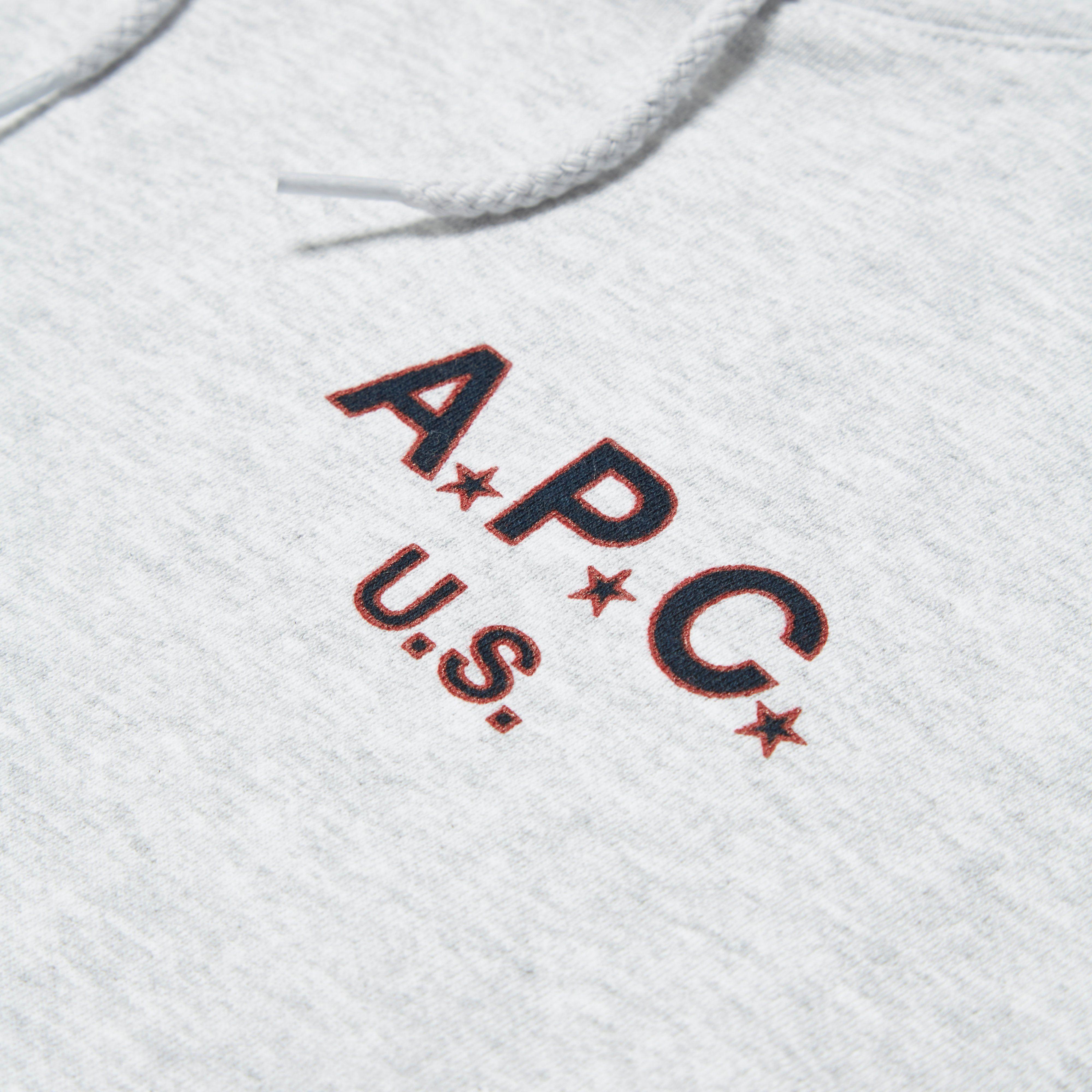 A.P.C. US Hoodie