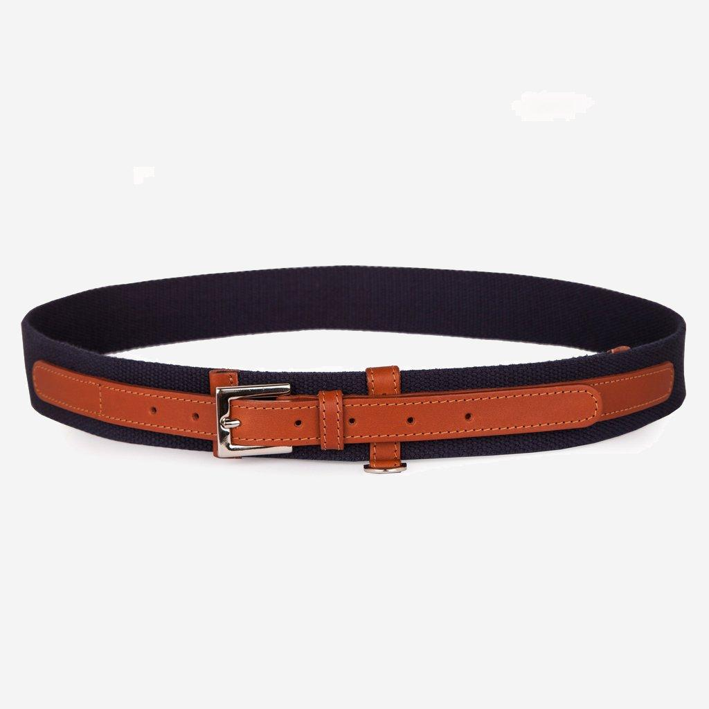 House Of Garmsville Polo Canvas Belt