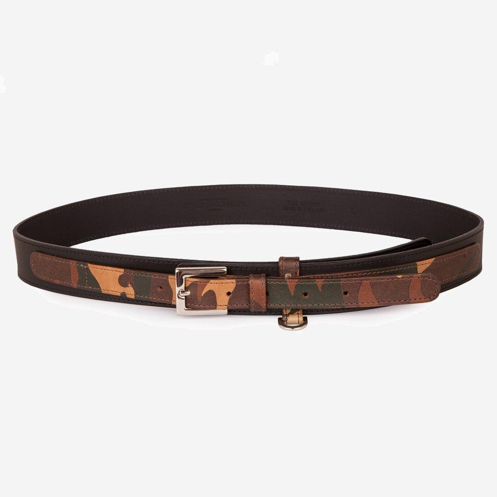 House Of Garmsville Polo Leather Belt