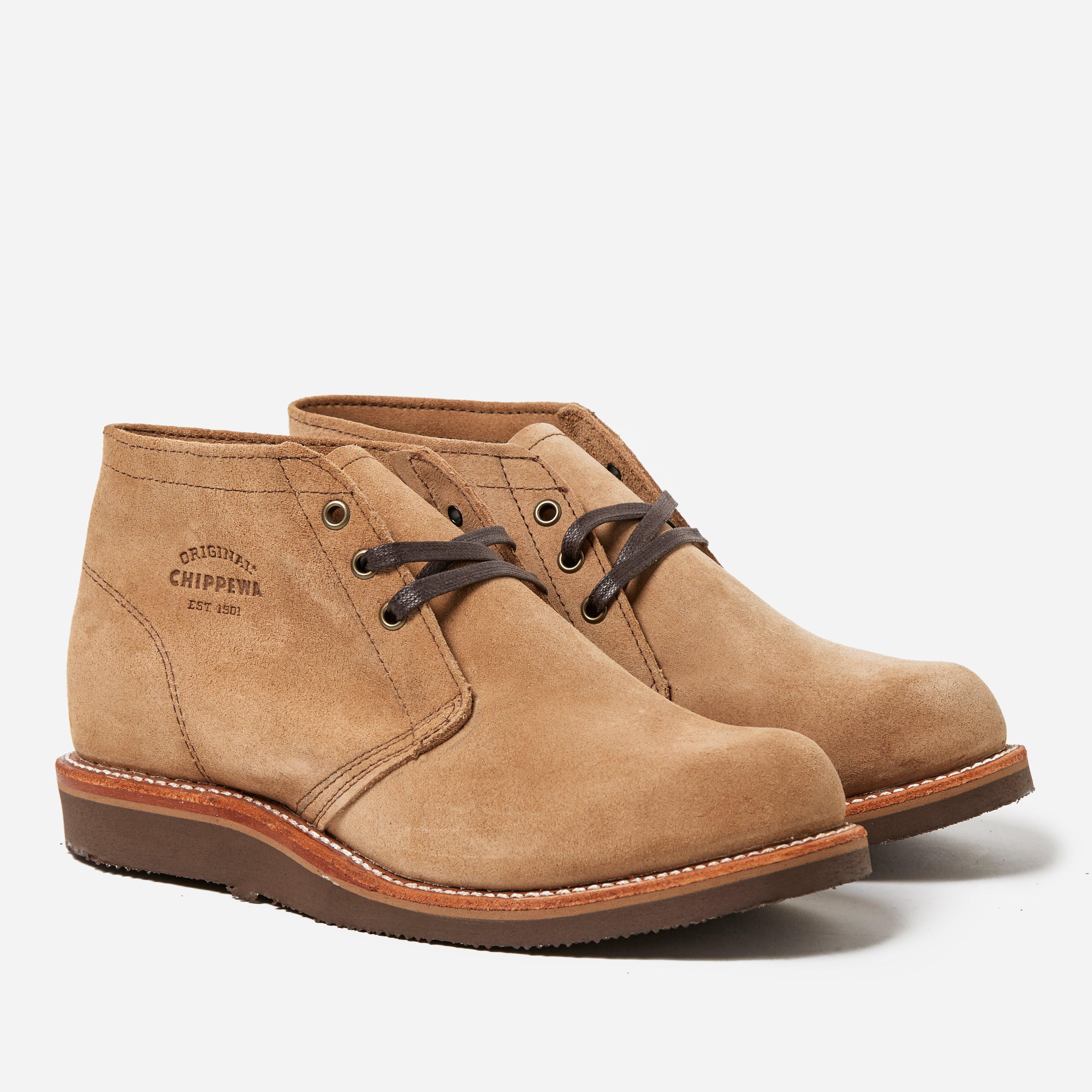 """Chippewa 5"""" Modern Suburban Chukka Boot"""