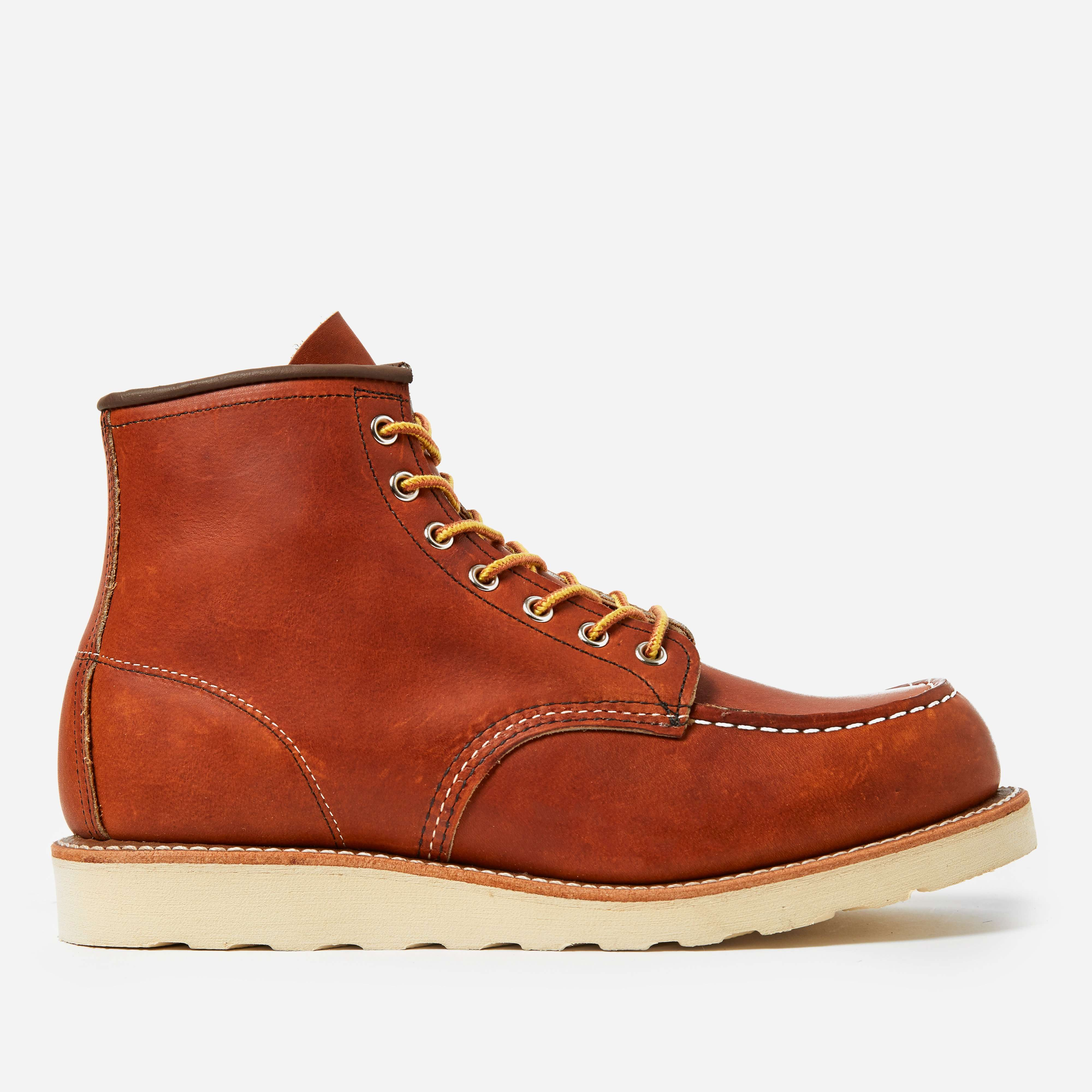 """Red Wing 00875 6"""" Moc Toe Boot"""